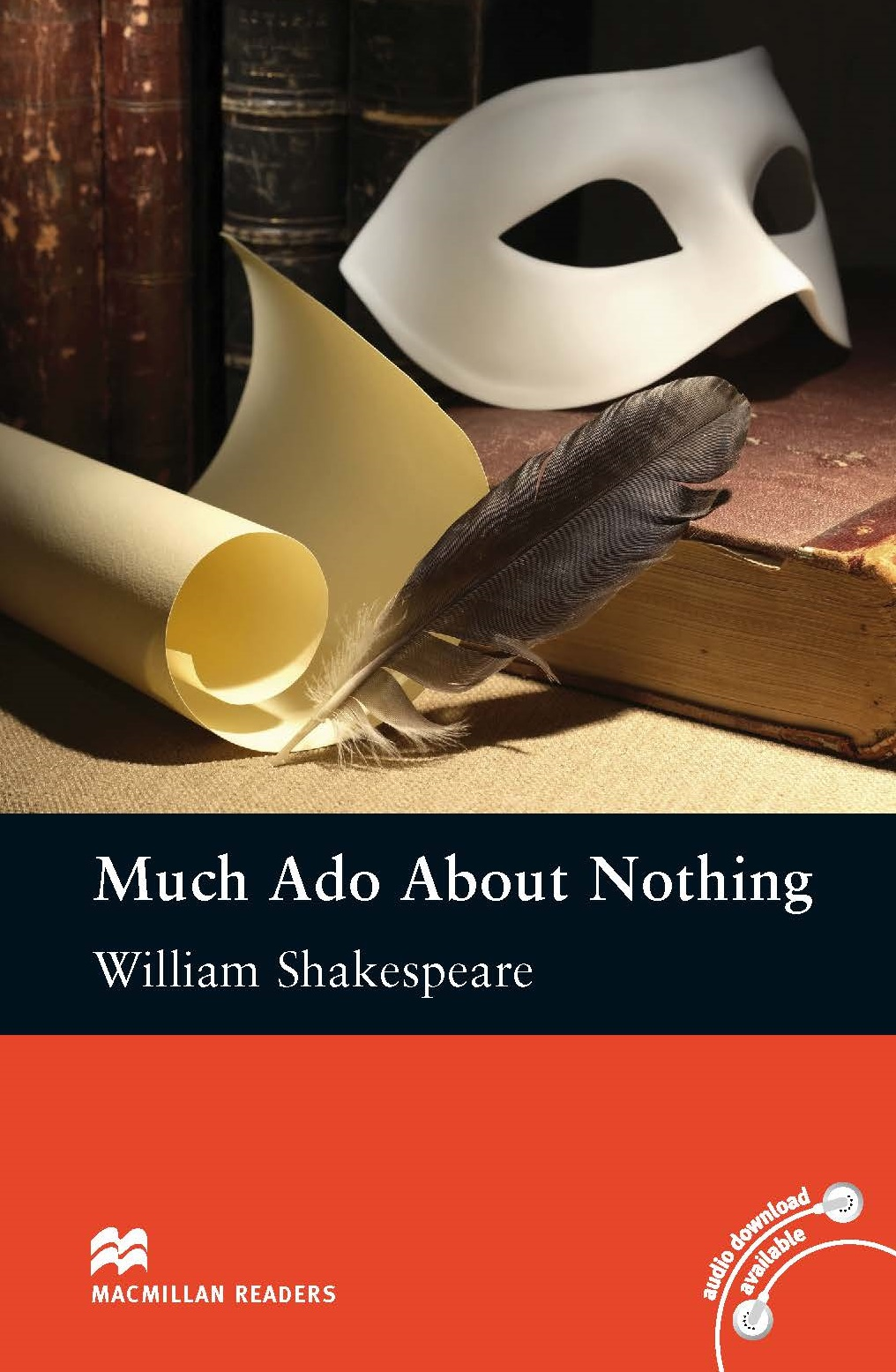 Macmillan Readers: Much Ado About Nothing without CD