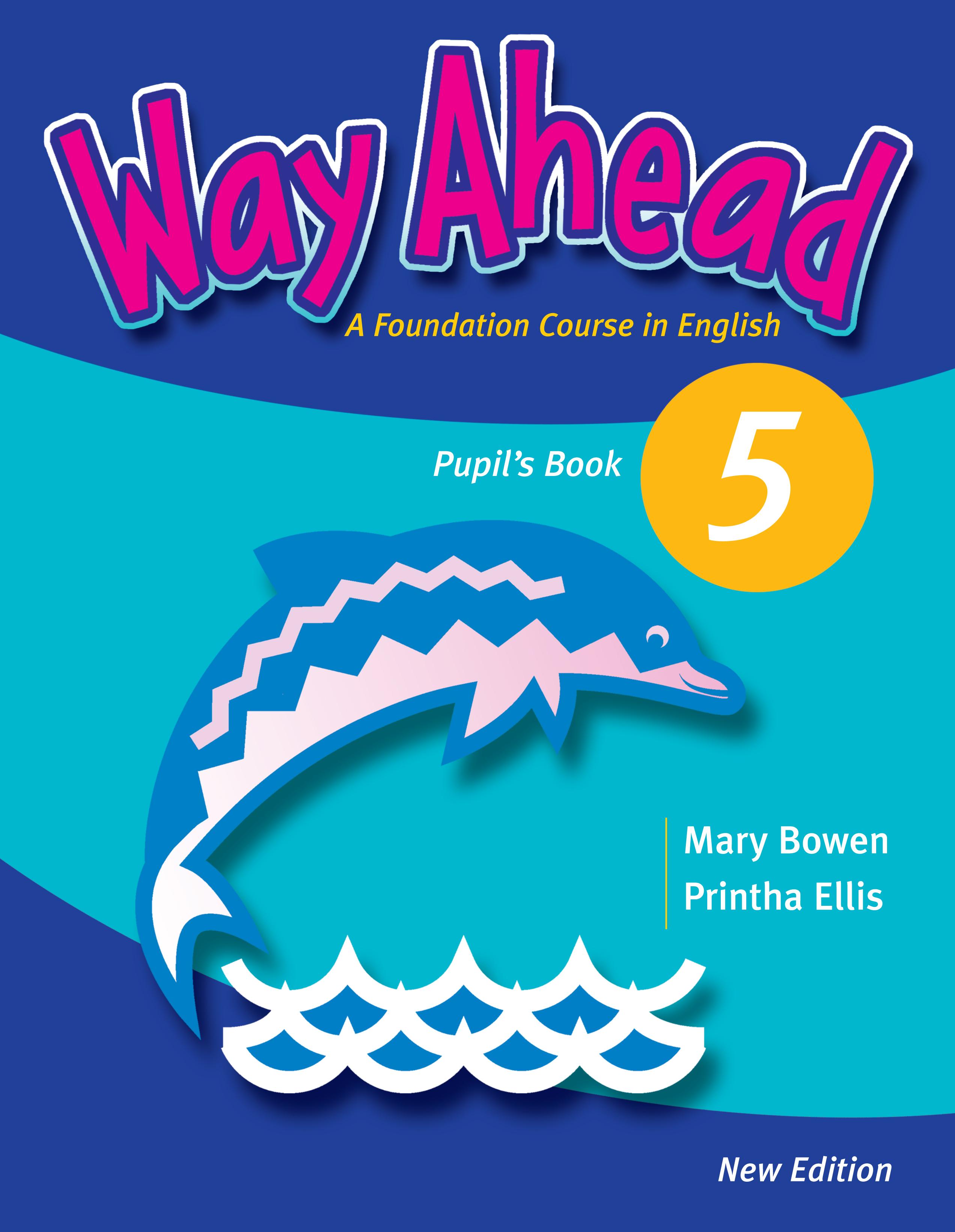Way Ahead 5 Pupil