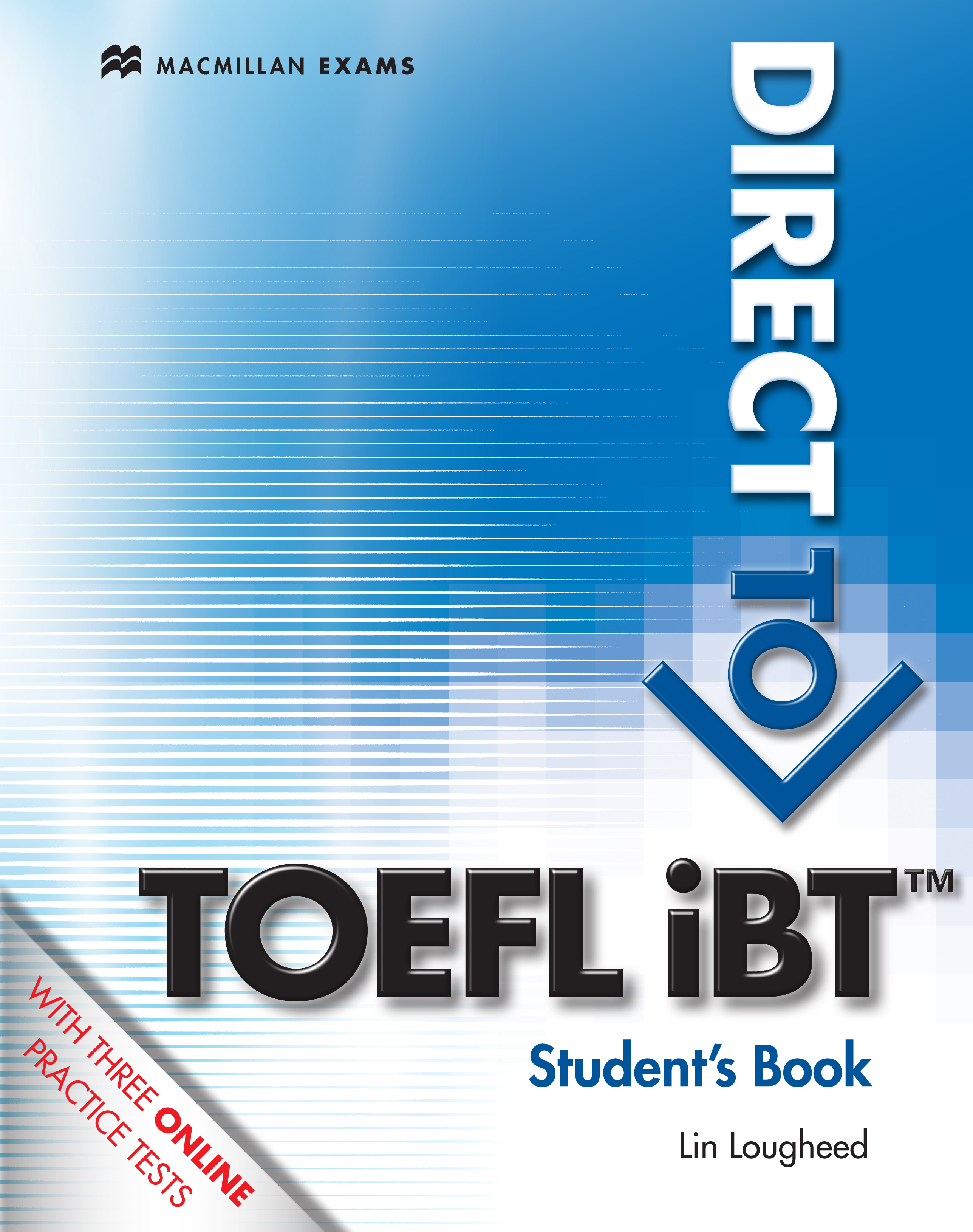 Direct to TOEFL iBT Student Book and Webcode Pack
