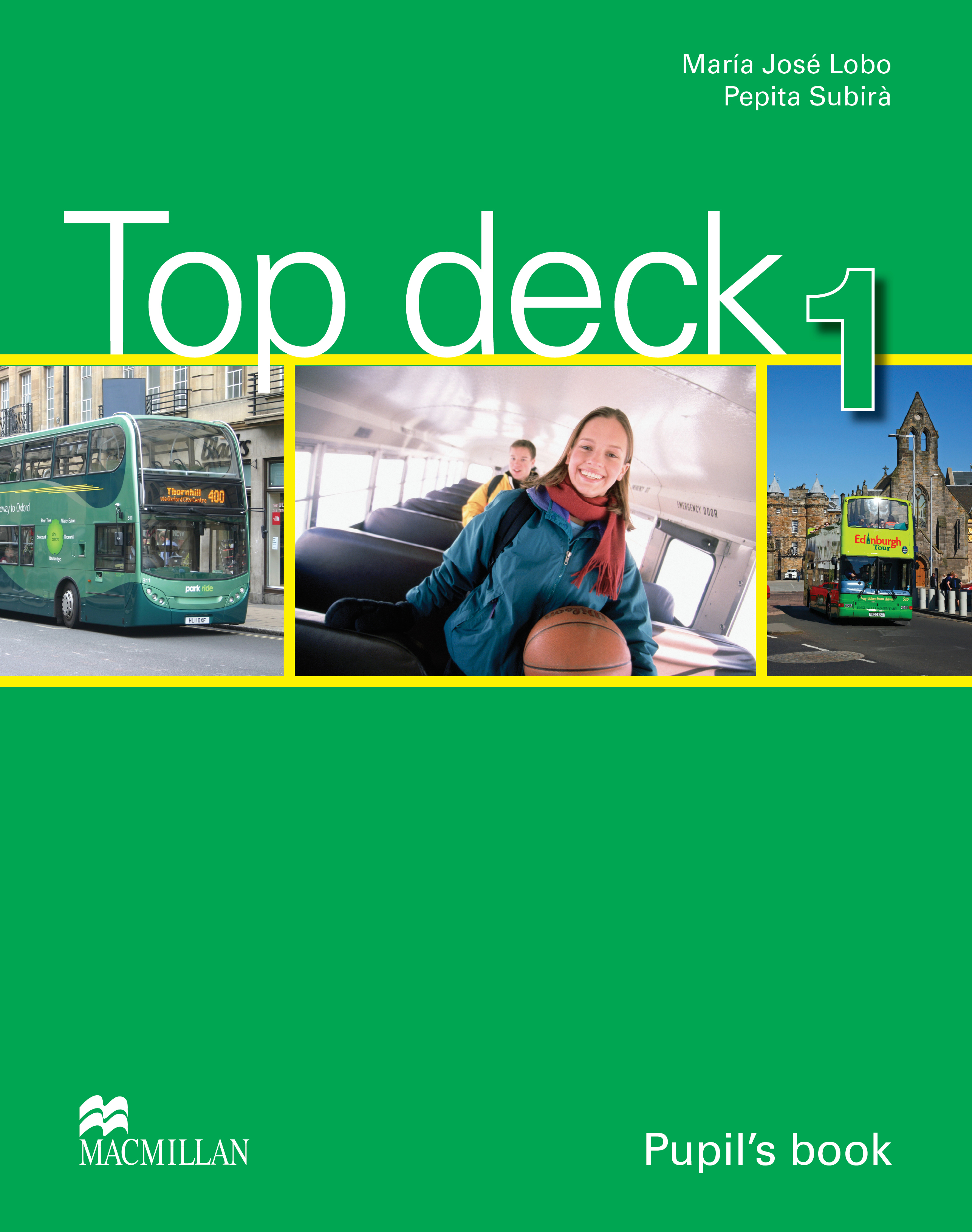 Top Deck 1 Pupil