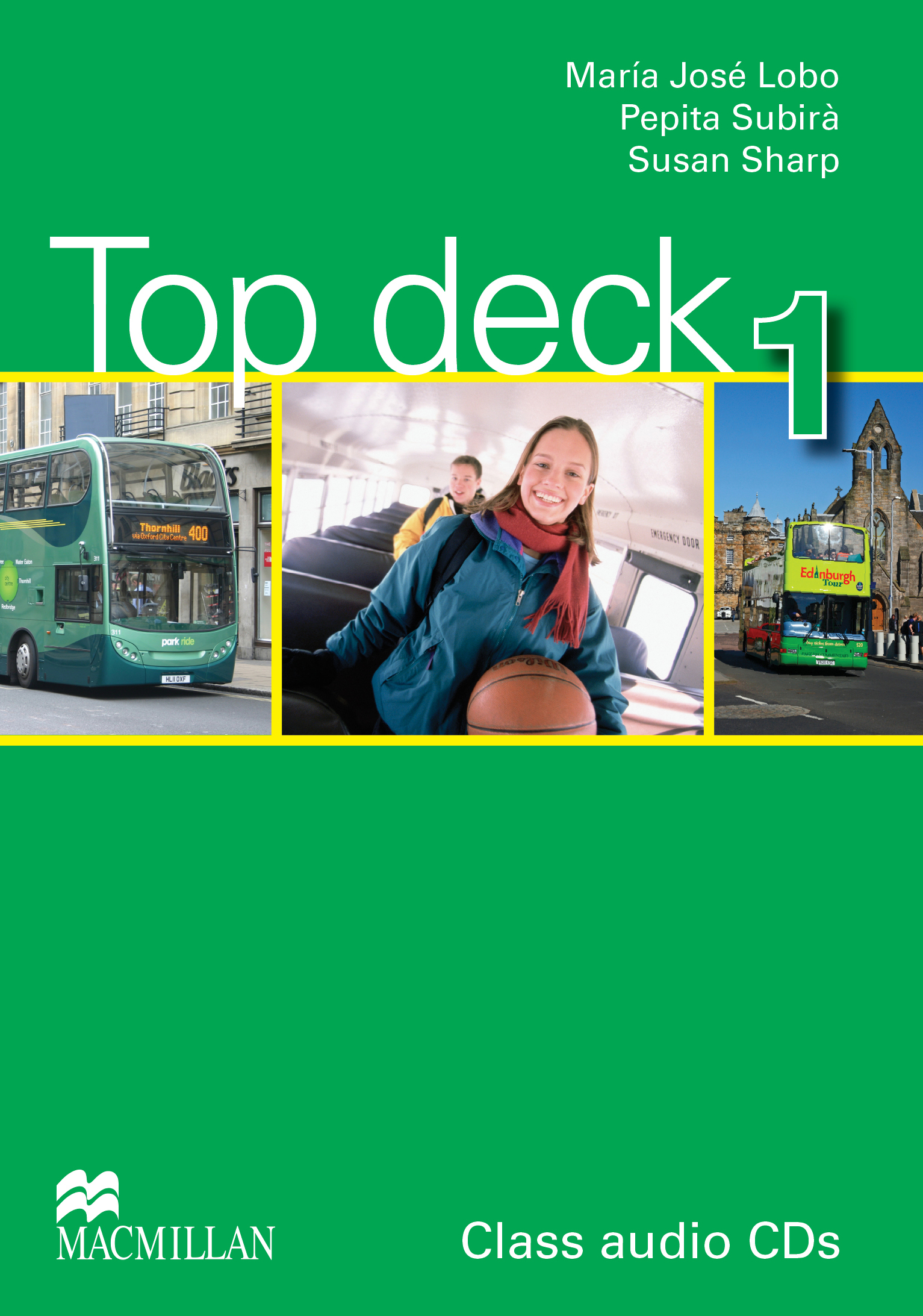 Top Deck 1 Class Audio CD