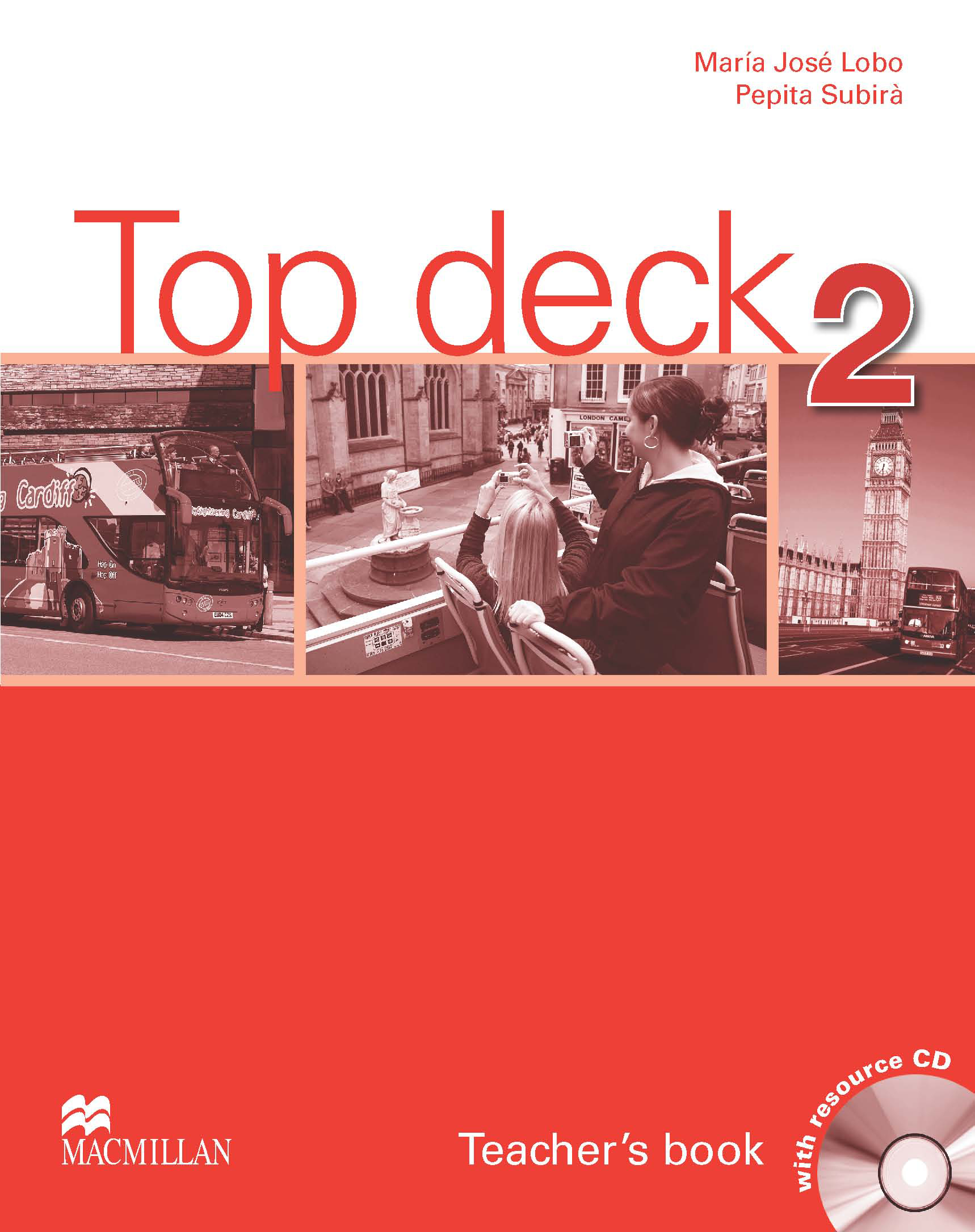Top Deck 2 Teacher