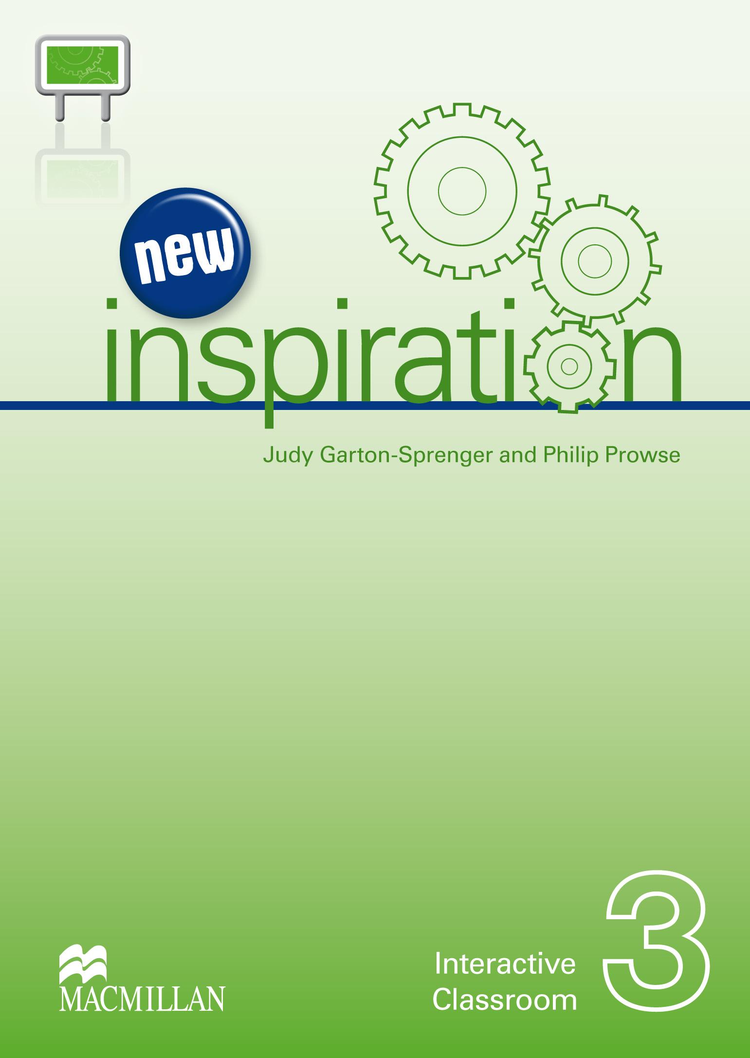 New Inspiration Interactive Classroom 3