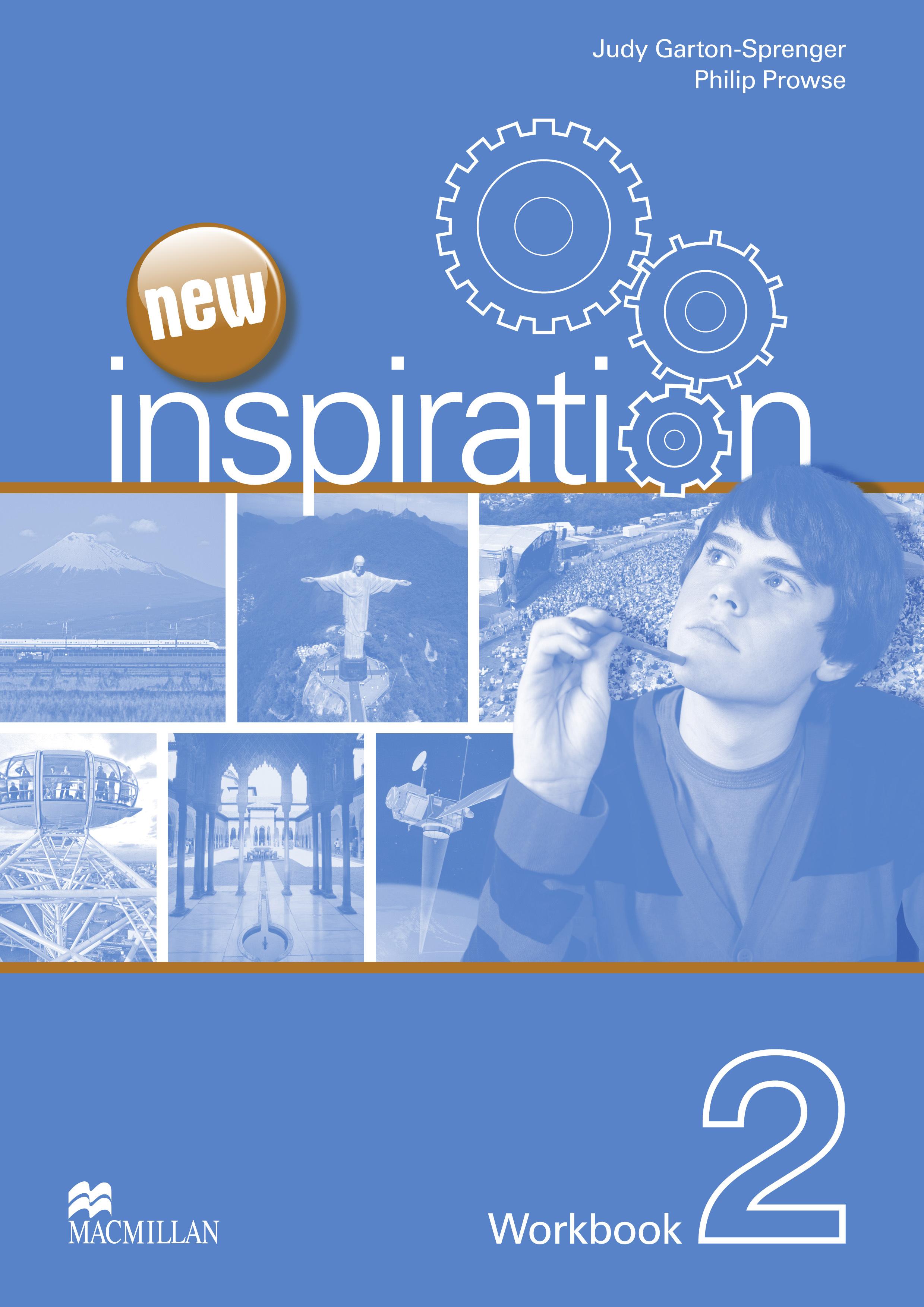 New Inspiration Level 2 Workbook