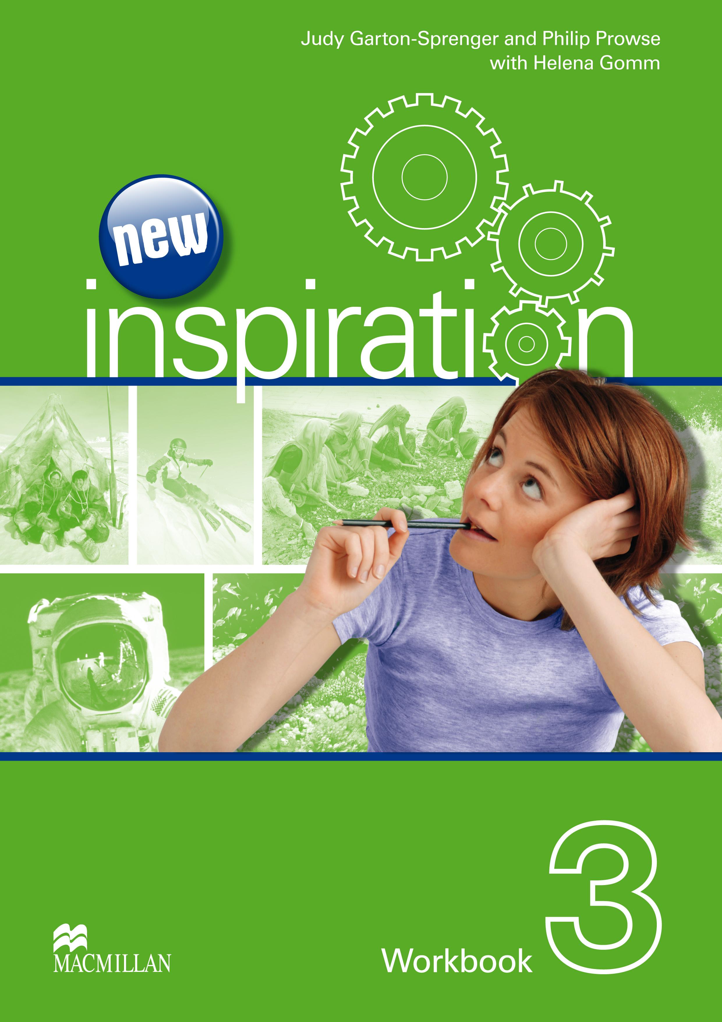 New Inspiration Level 3 Workbook