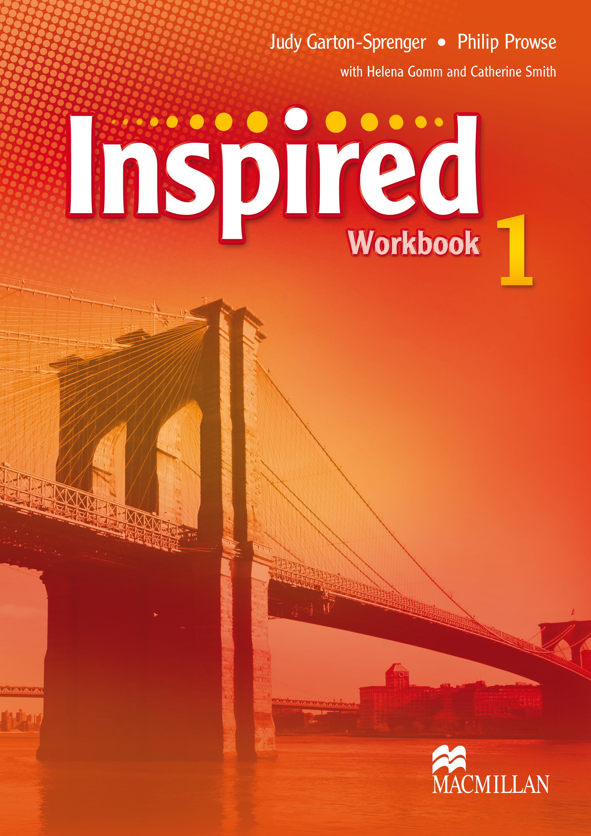 Inspired 1 Workbook