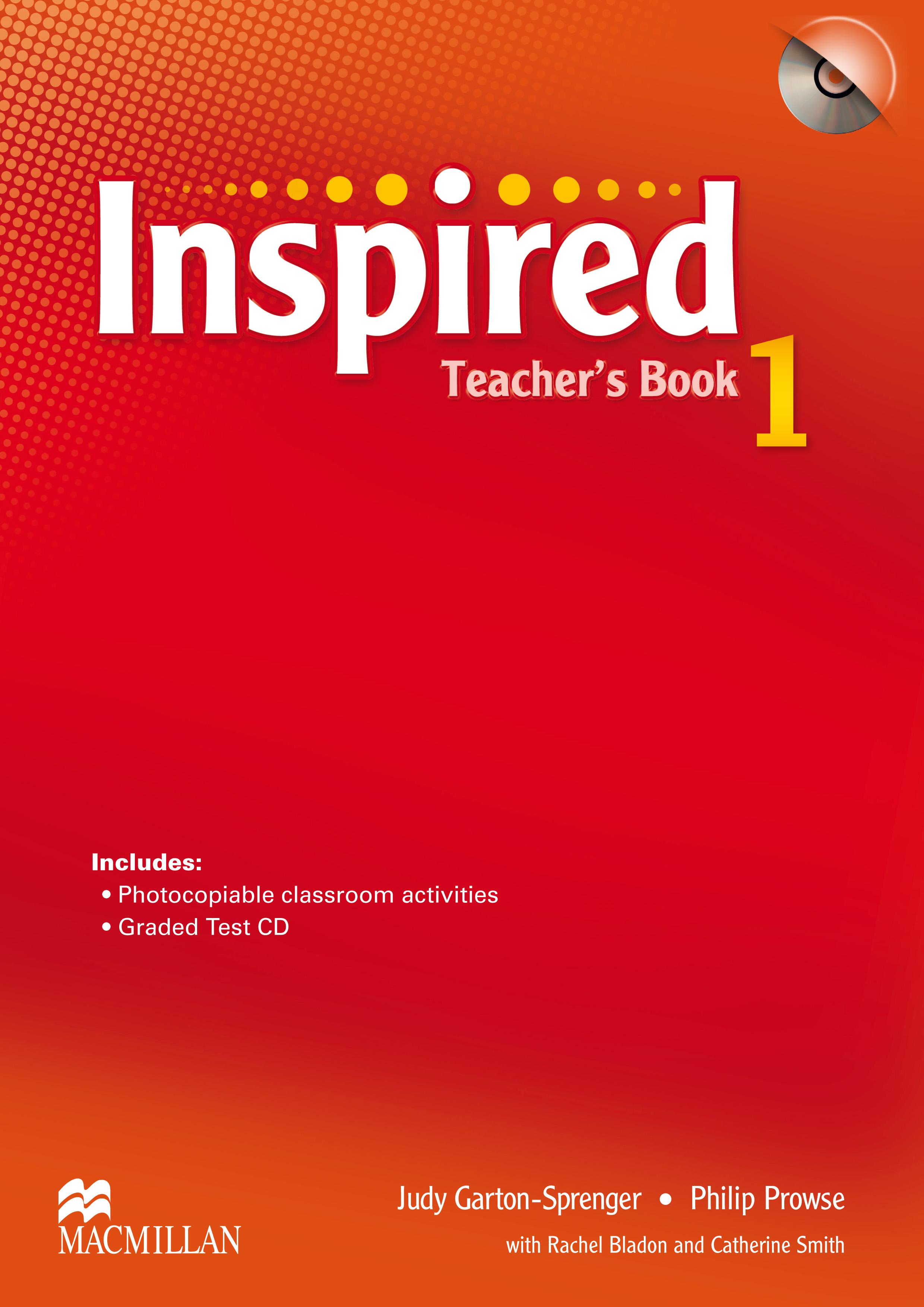 Inspired 1 Teacher