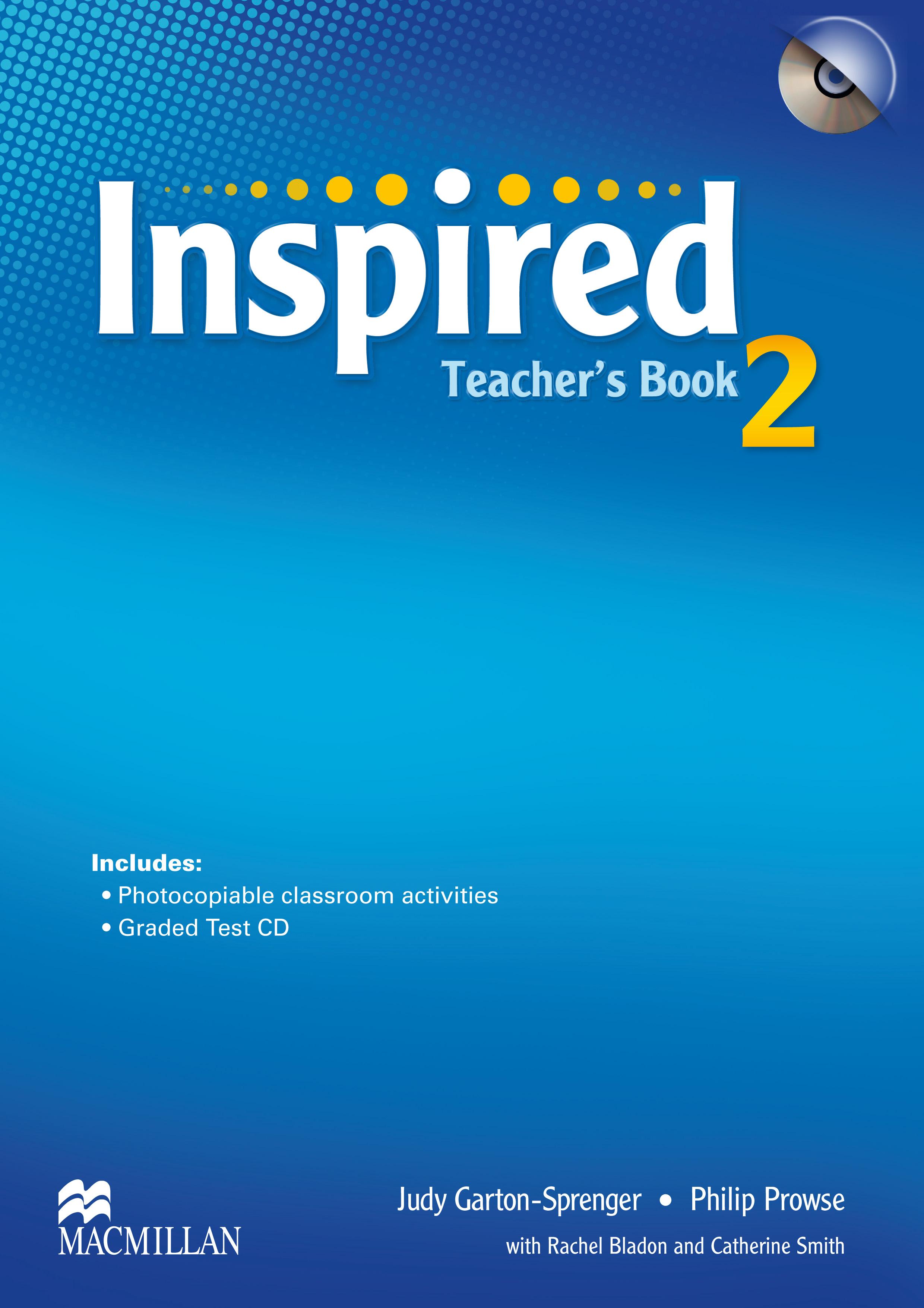 Inspired 2 Teacher