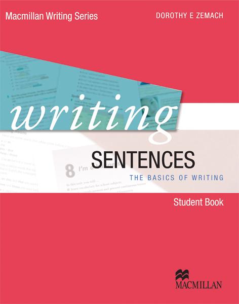 Macmillan Writing Series Writing Sentences