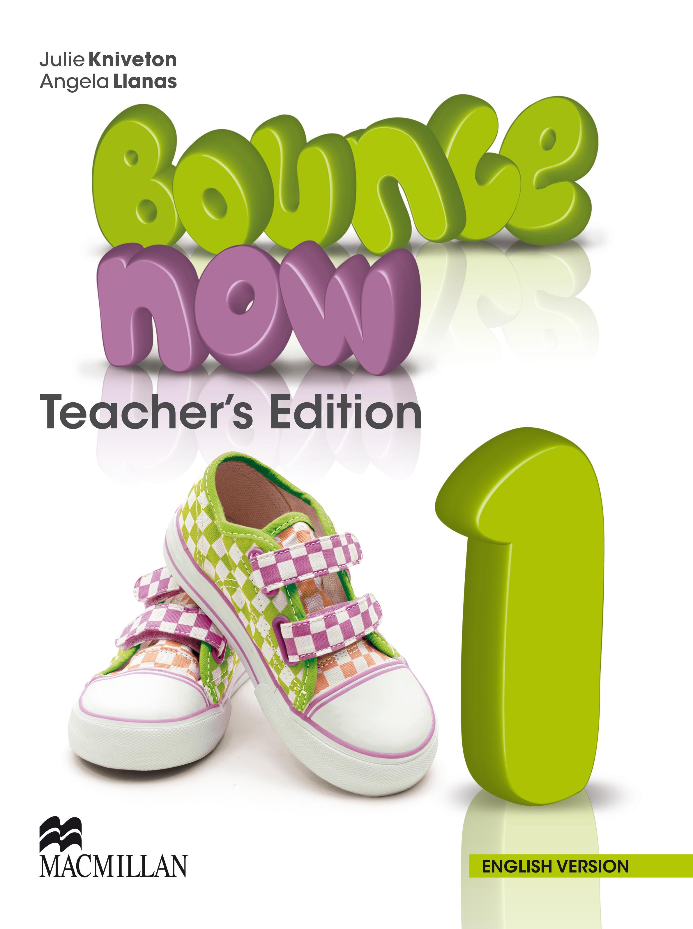 Bounce Now 1 Teacher