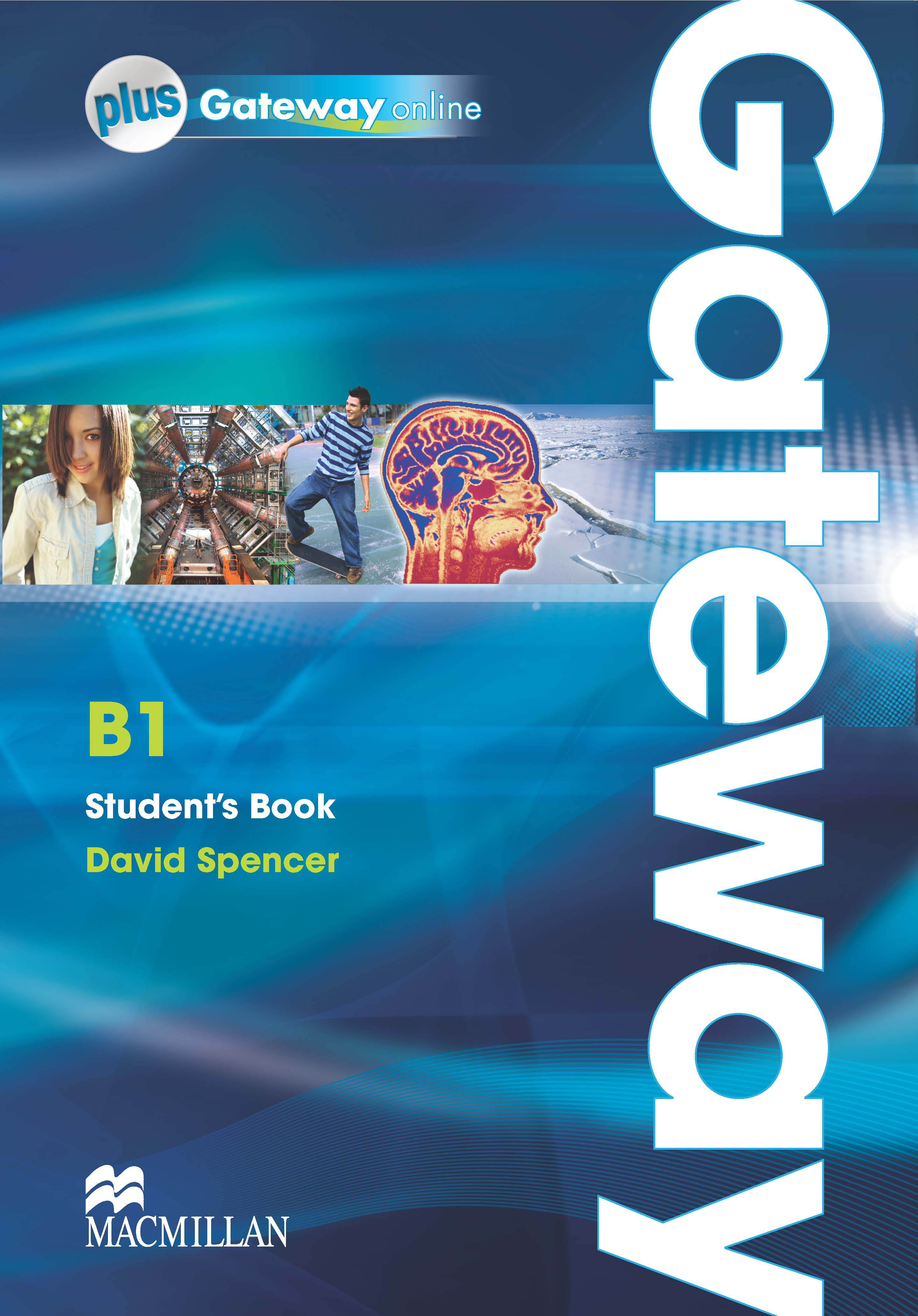 Gateway B1 Student Book and Webcode