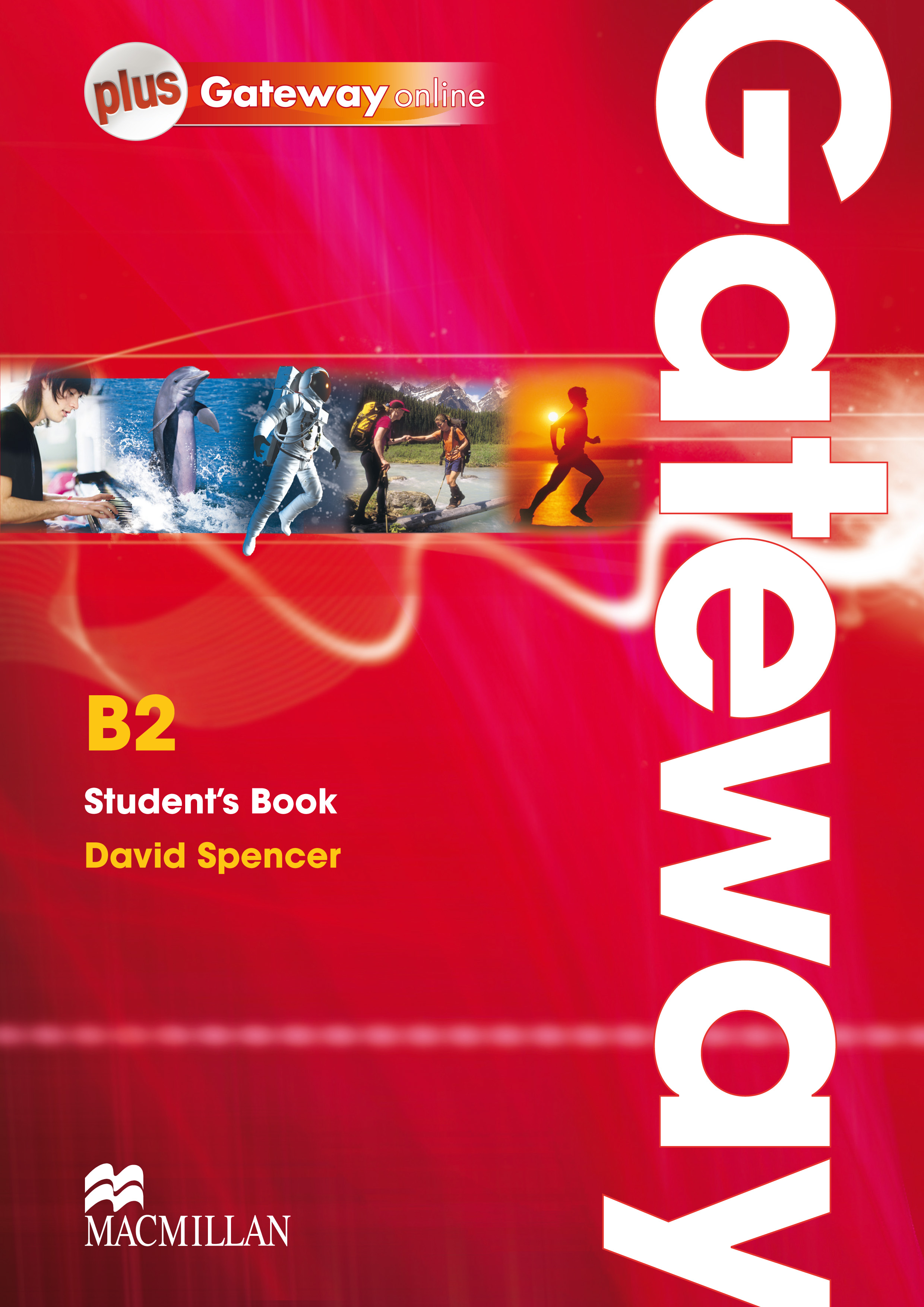 Gateway B2 Student Book and Webcode