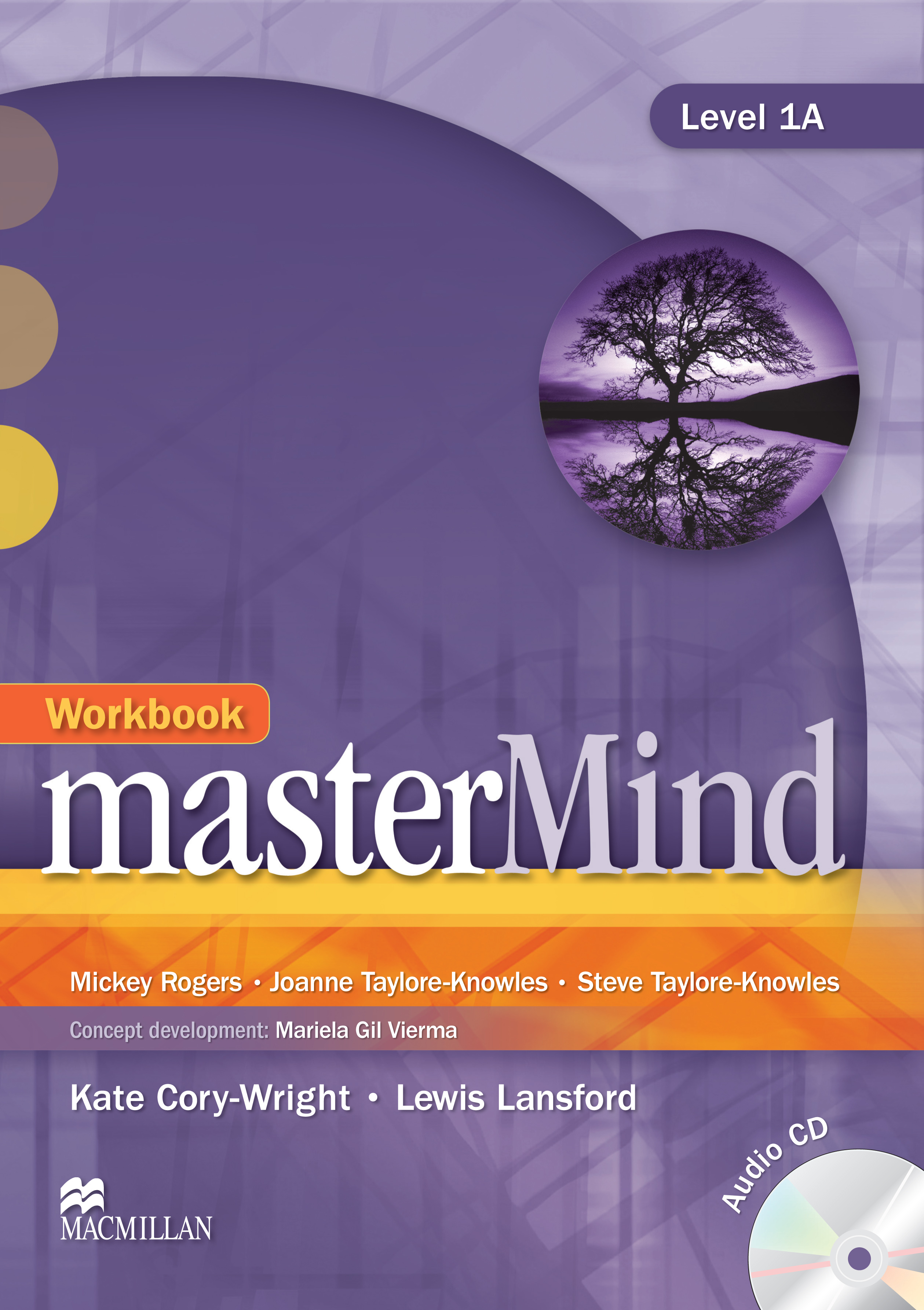 masterMind 1 Workbook and CD Split Edition A
