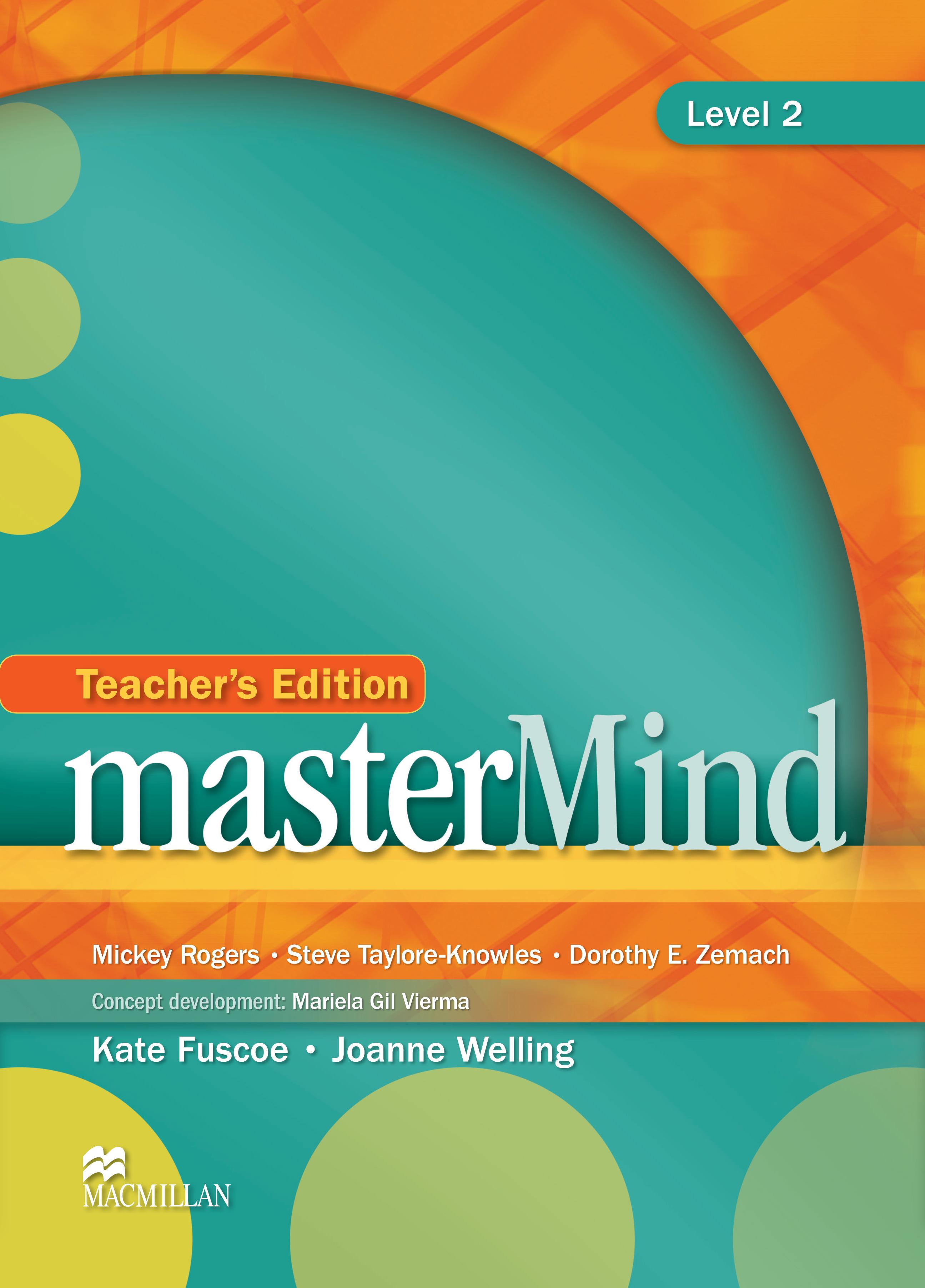 masterMind 2 Teacher