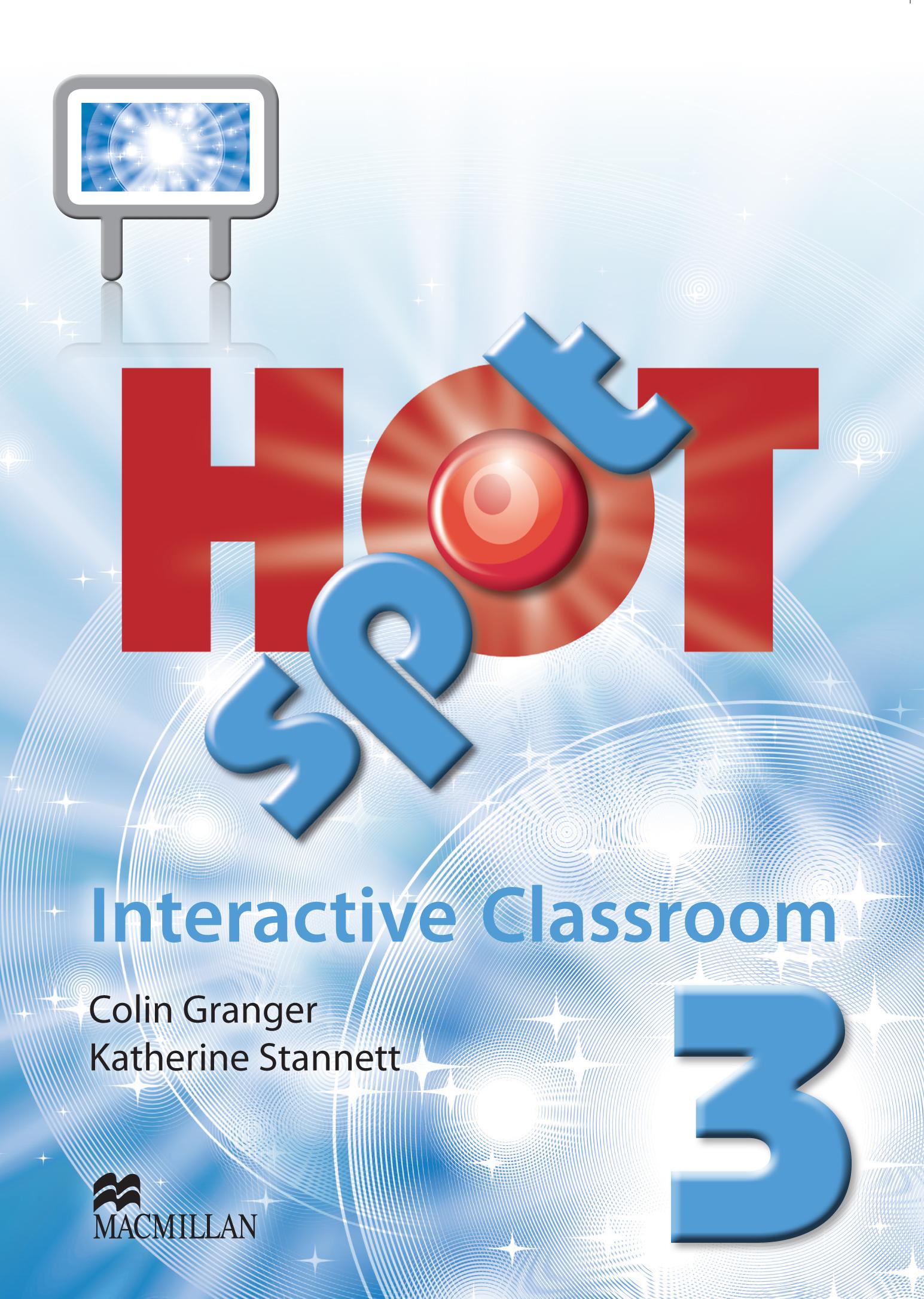 Hot Spot 3 Interactive Classroom
