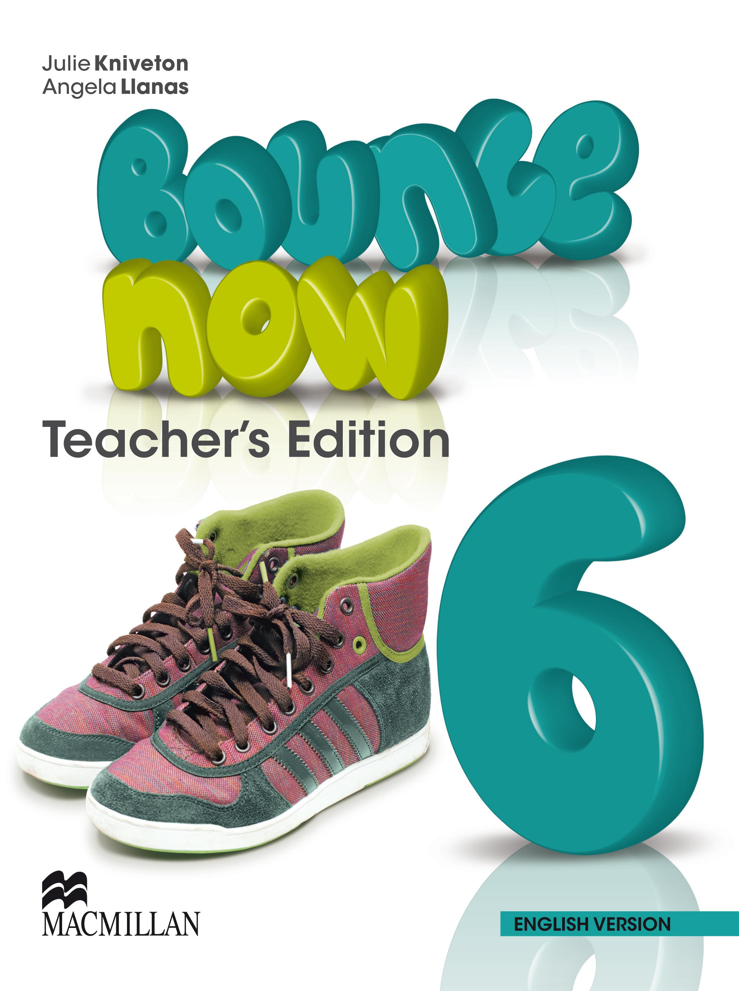 Bounce Now 6 Teacher