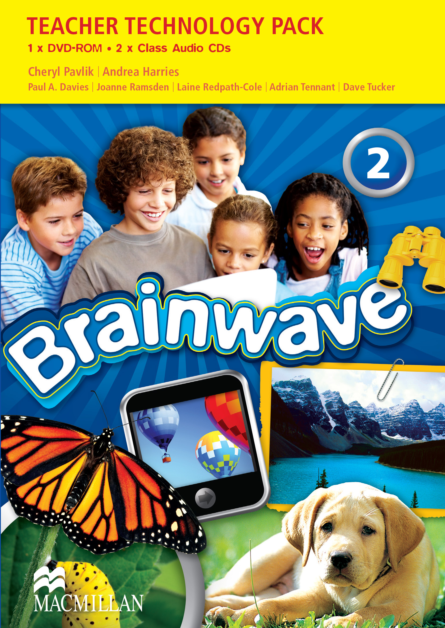 Brainwave 2 Teacher Technology Pack