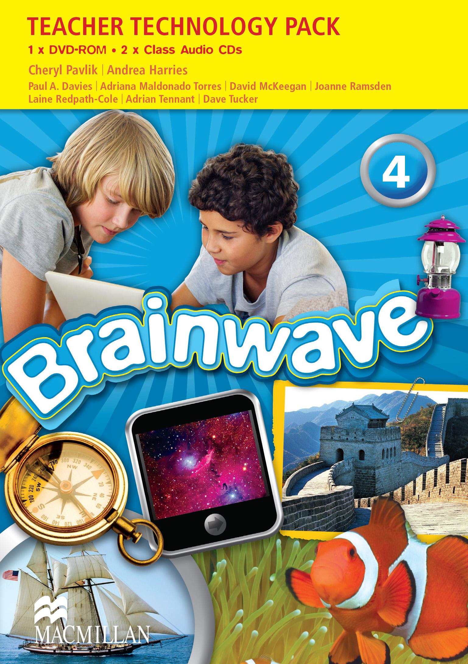 Brainwave 4 Teacher Technology Pack