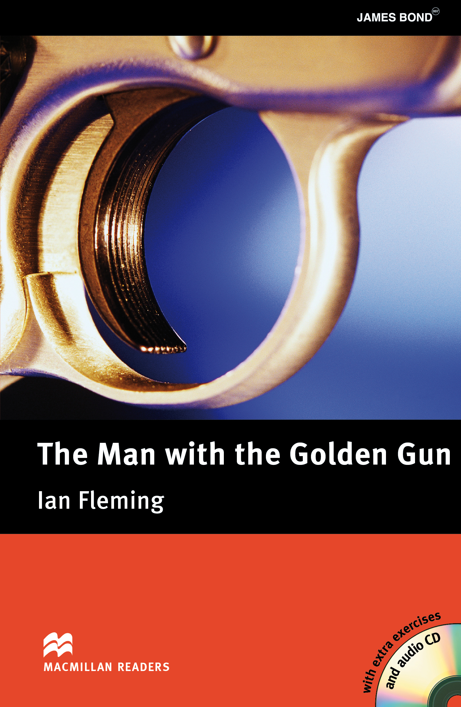 Macmillan Readers: The Man with the Golden Gun Pack