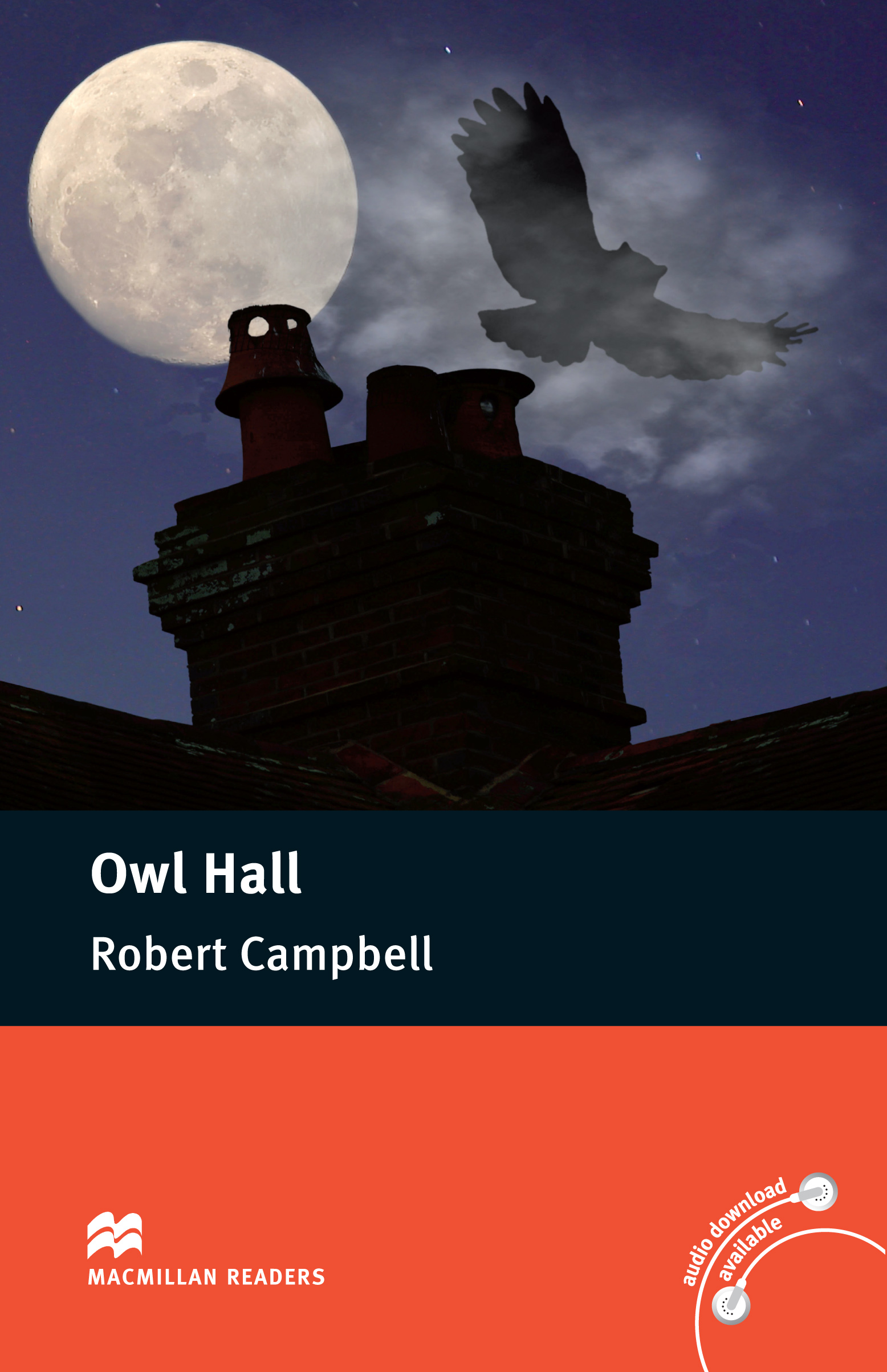 Macmillan Readers: Owl Hall without CD