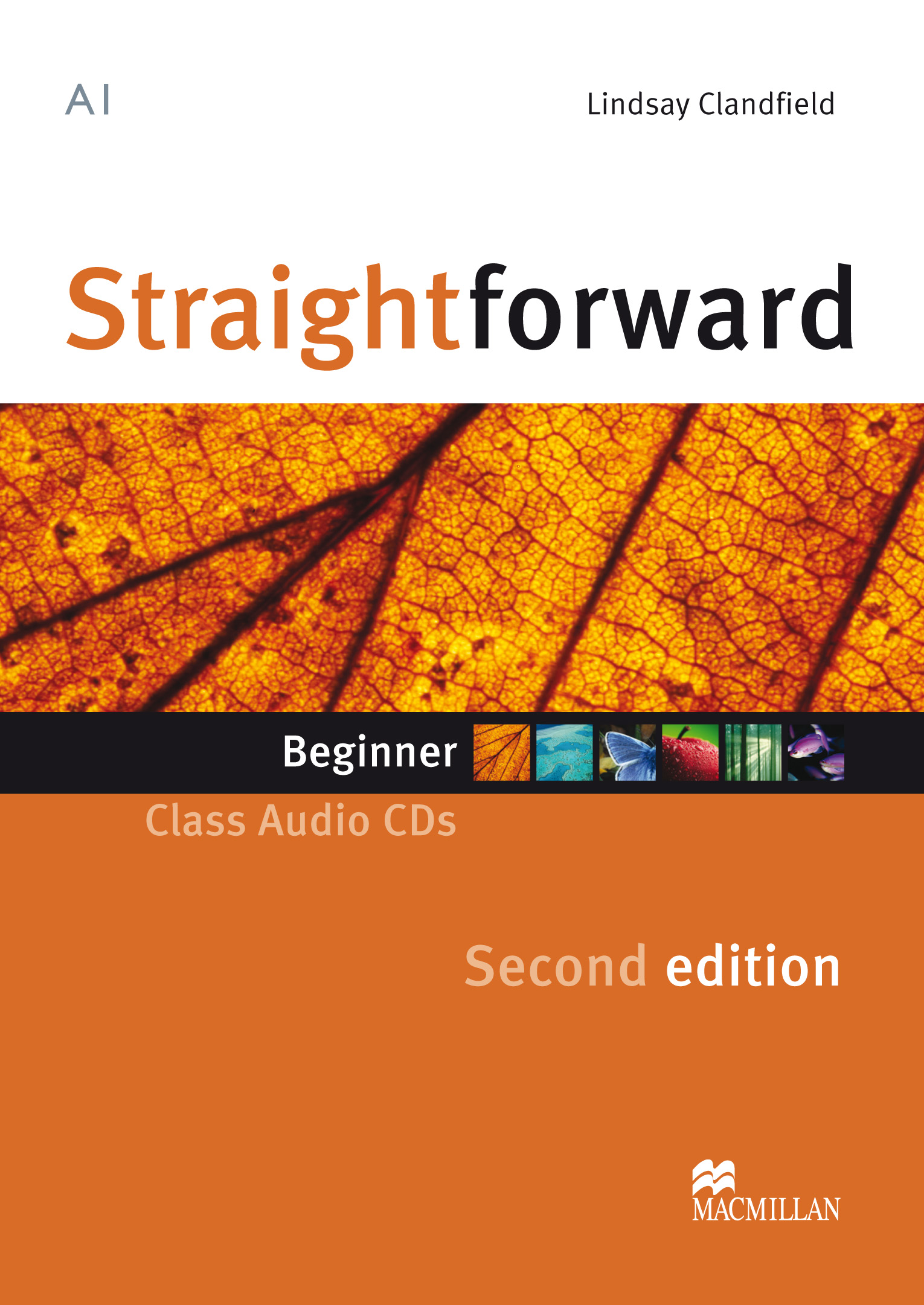 Straightforward Second Edition Beginner Class Audio CD
