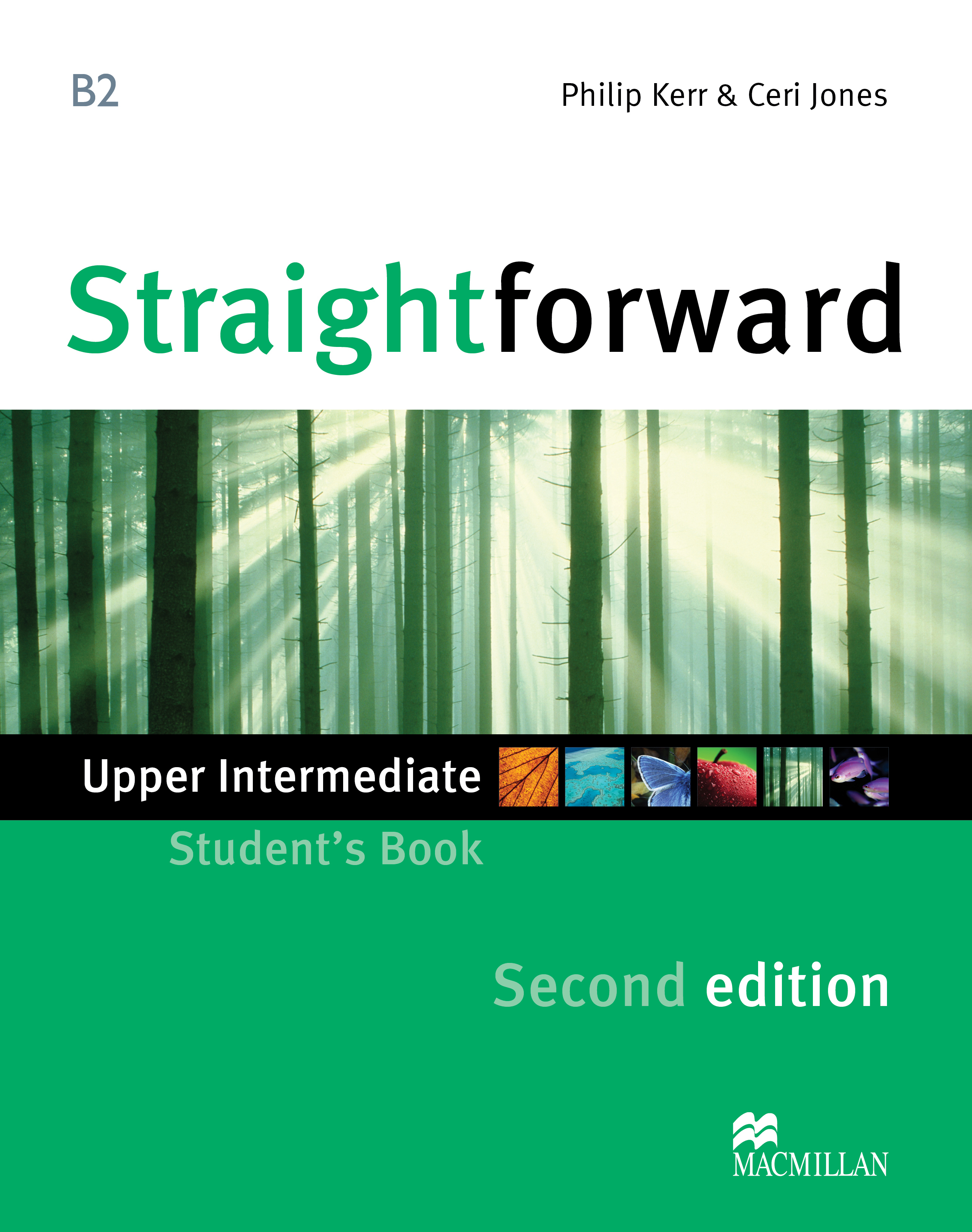 Straightforward Second Edition Upper Intermediate Student