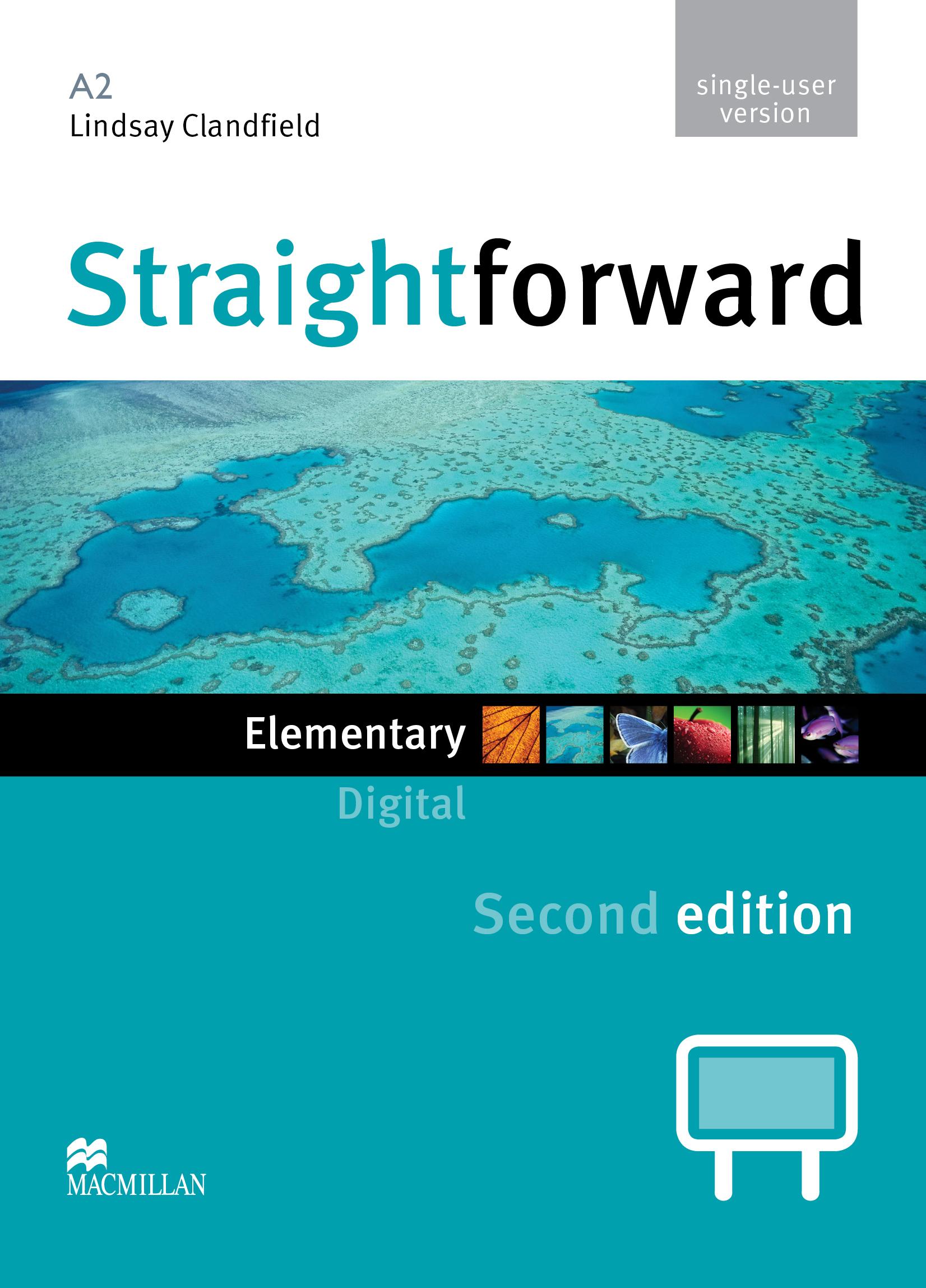 Straightforward Second Edition Elementary IWB DVD-ROM Single User