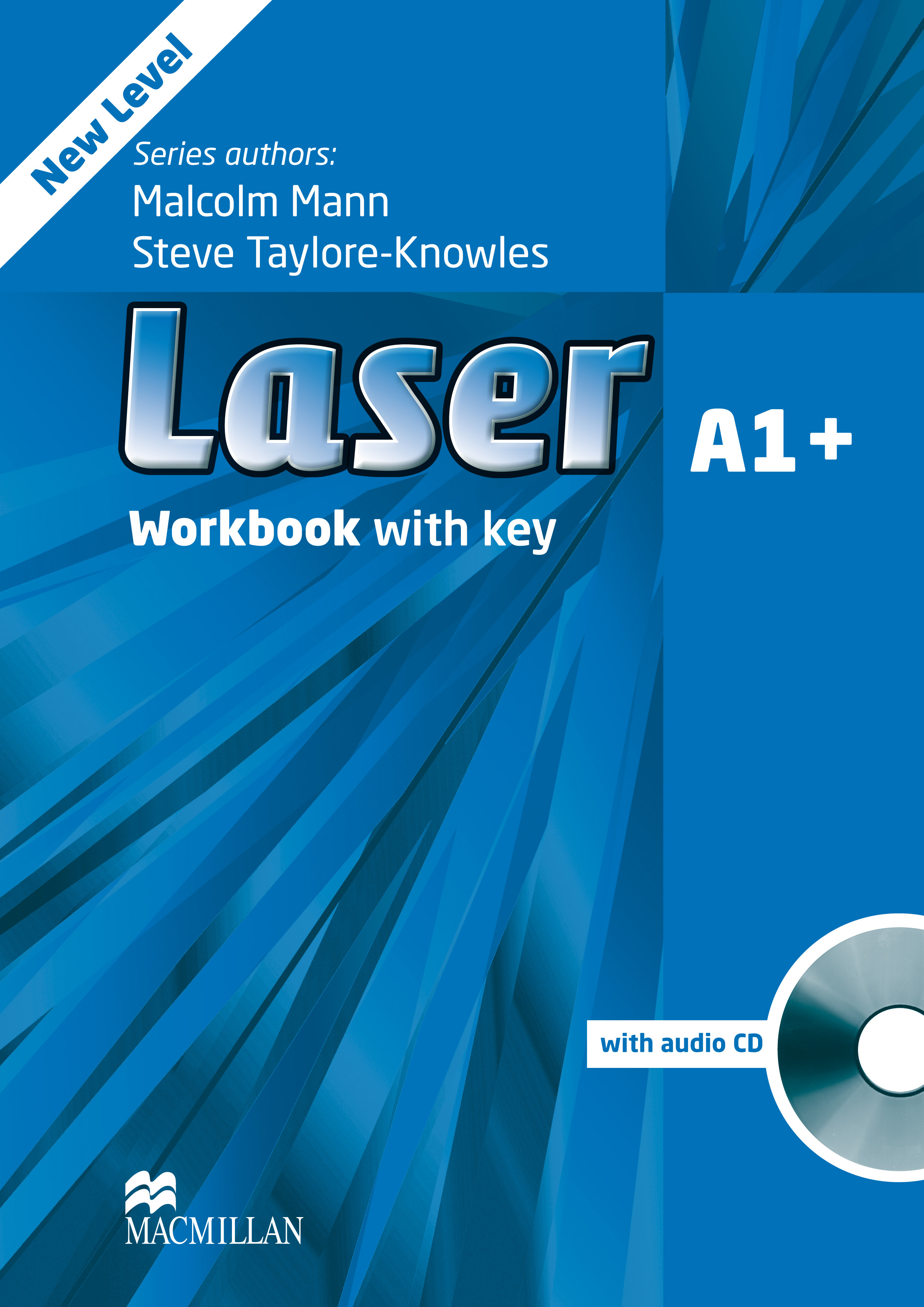 Laser A1+ Third Edition Workbook with Key and CD Pack