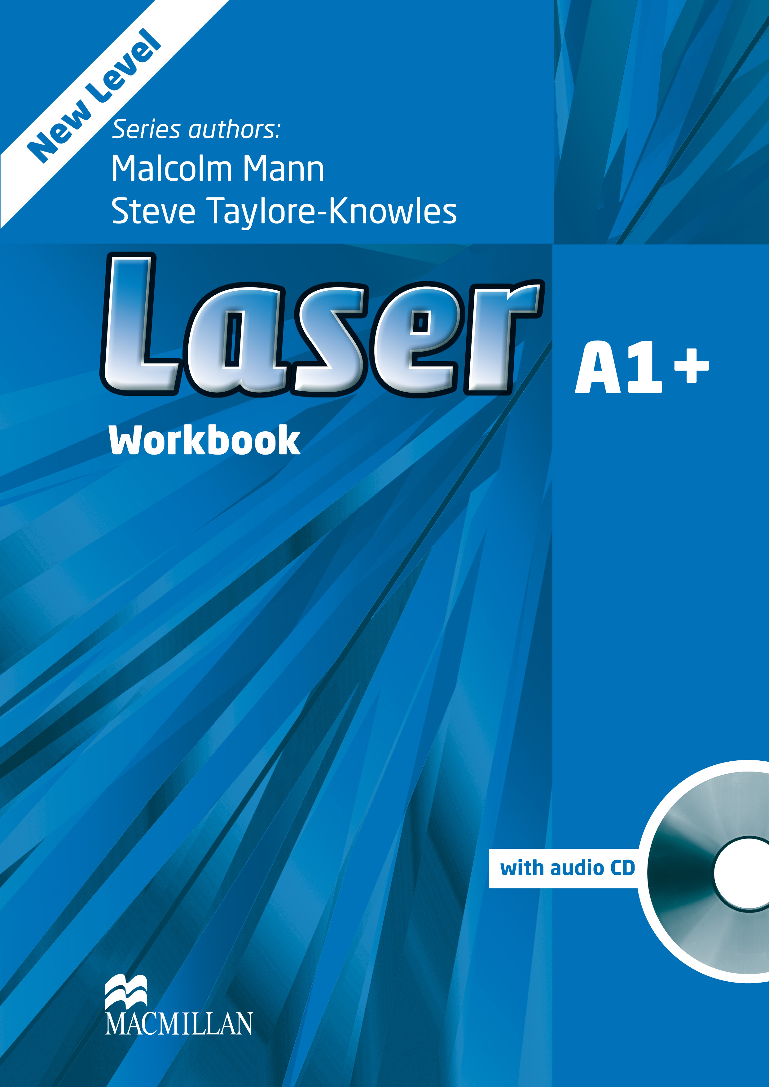 Laser A1+ Third Edition Workbook without Key and CD Pack