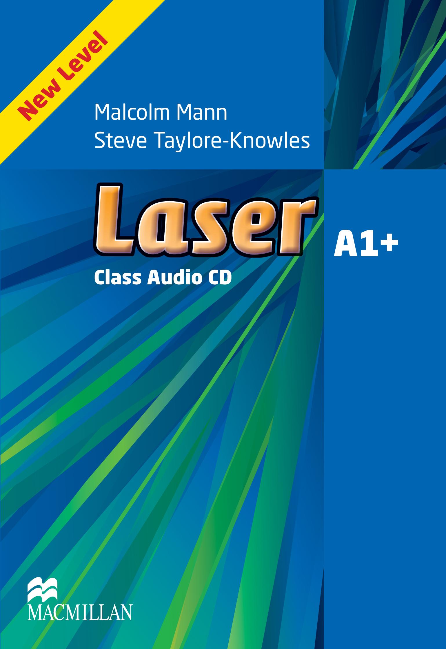 Laser A1+ Third Edition Class Audio CDx1