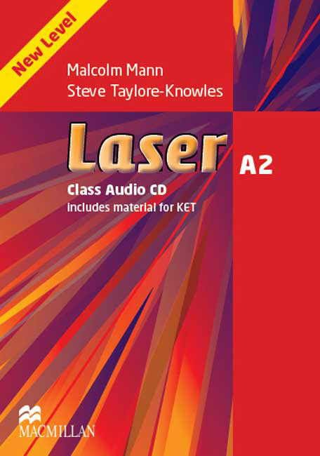 Laser A2 Third Edition Class Audio CD x 1