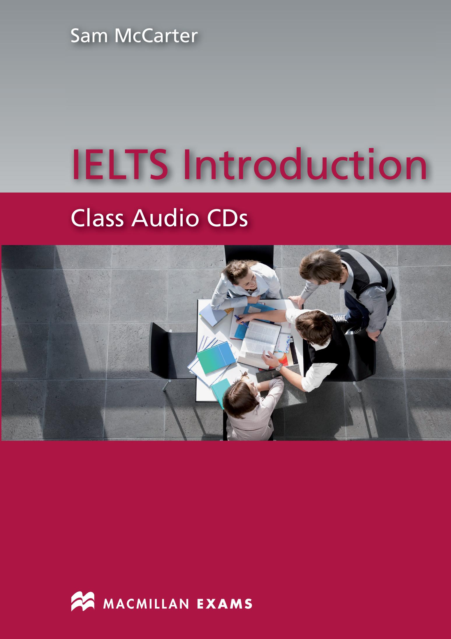 IELTS Introduction Class Audio CDs