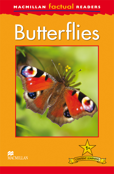 Macmillan Factual Readers: Butterflies