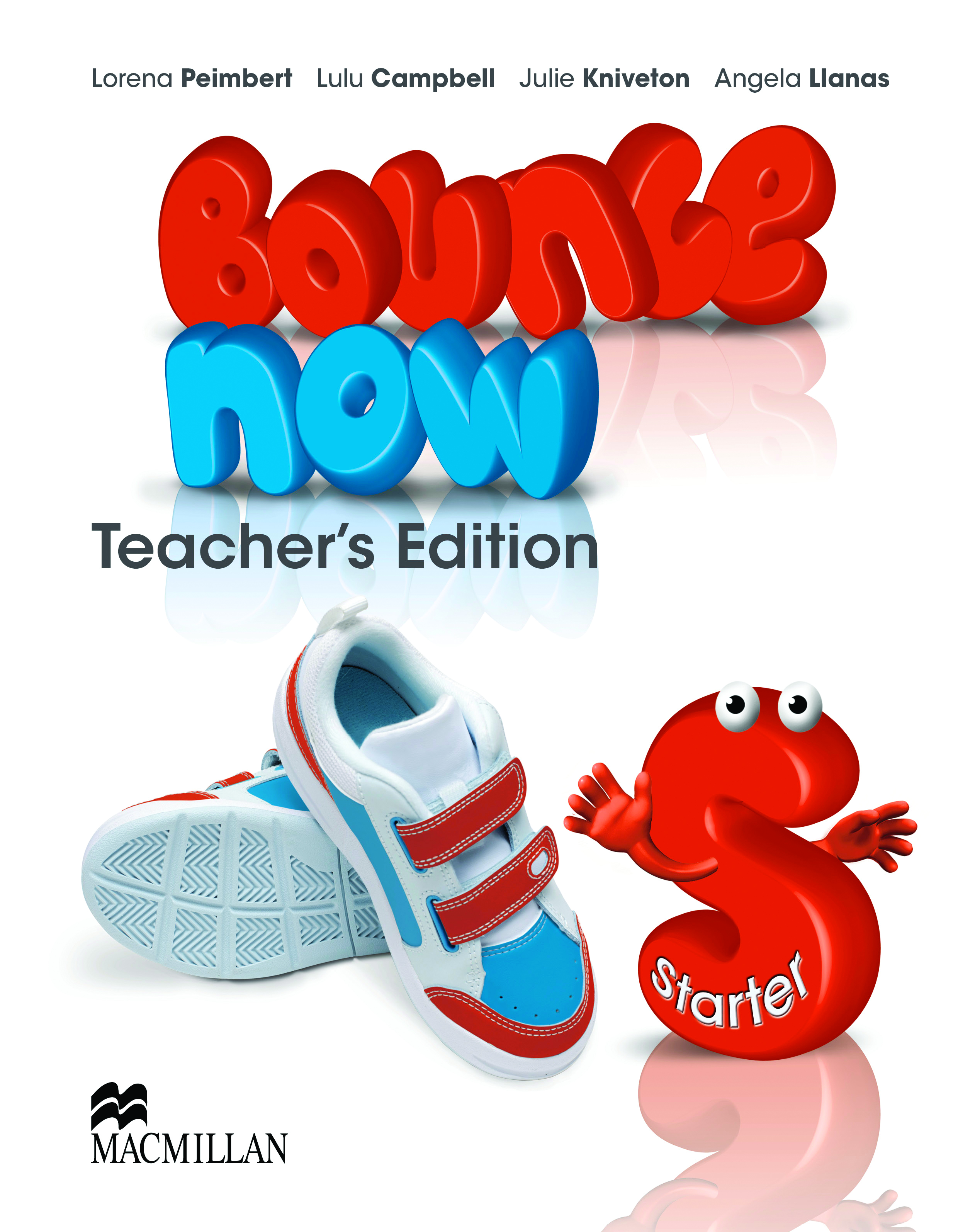 Bounce Now Starter Teacher