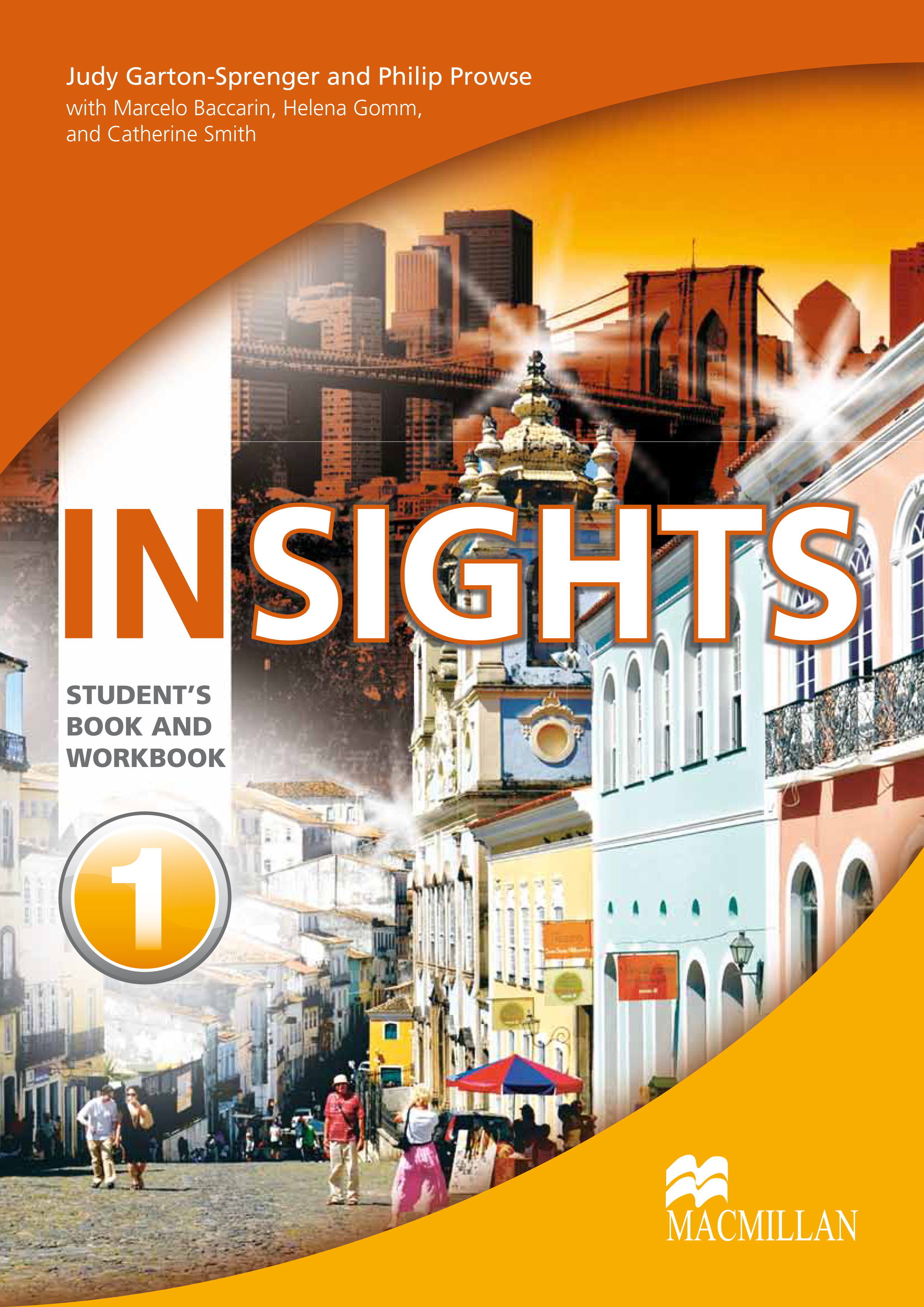 Insights 1 Student's Book + Workbook