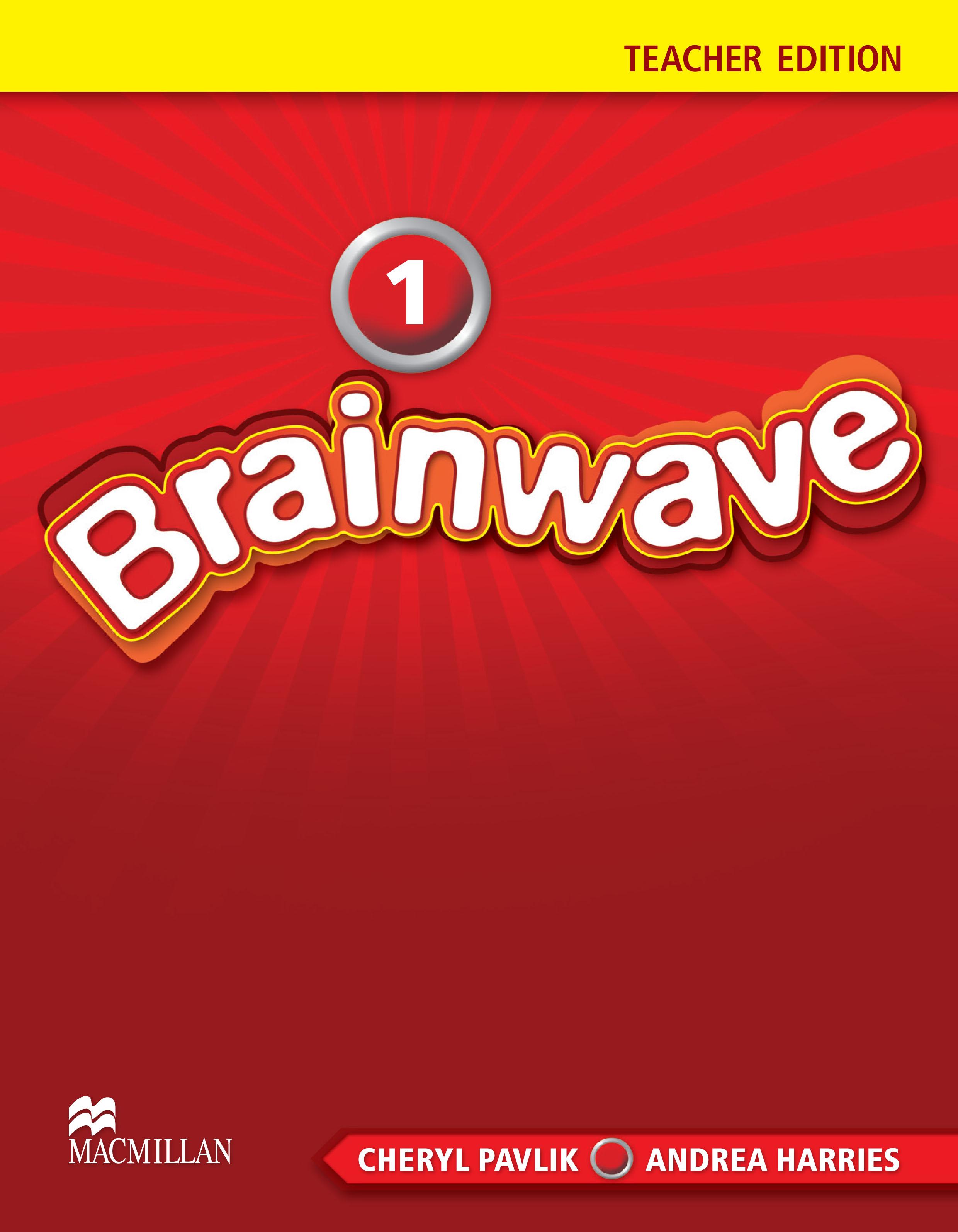 Brainwave 1 Teacher Edition Pack