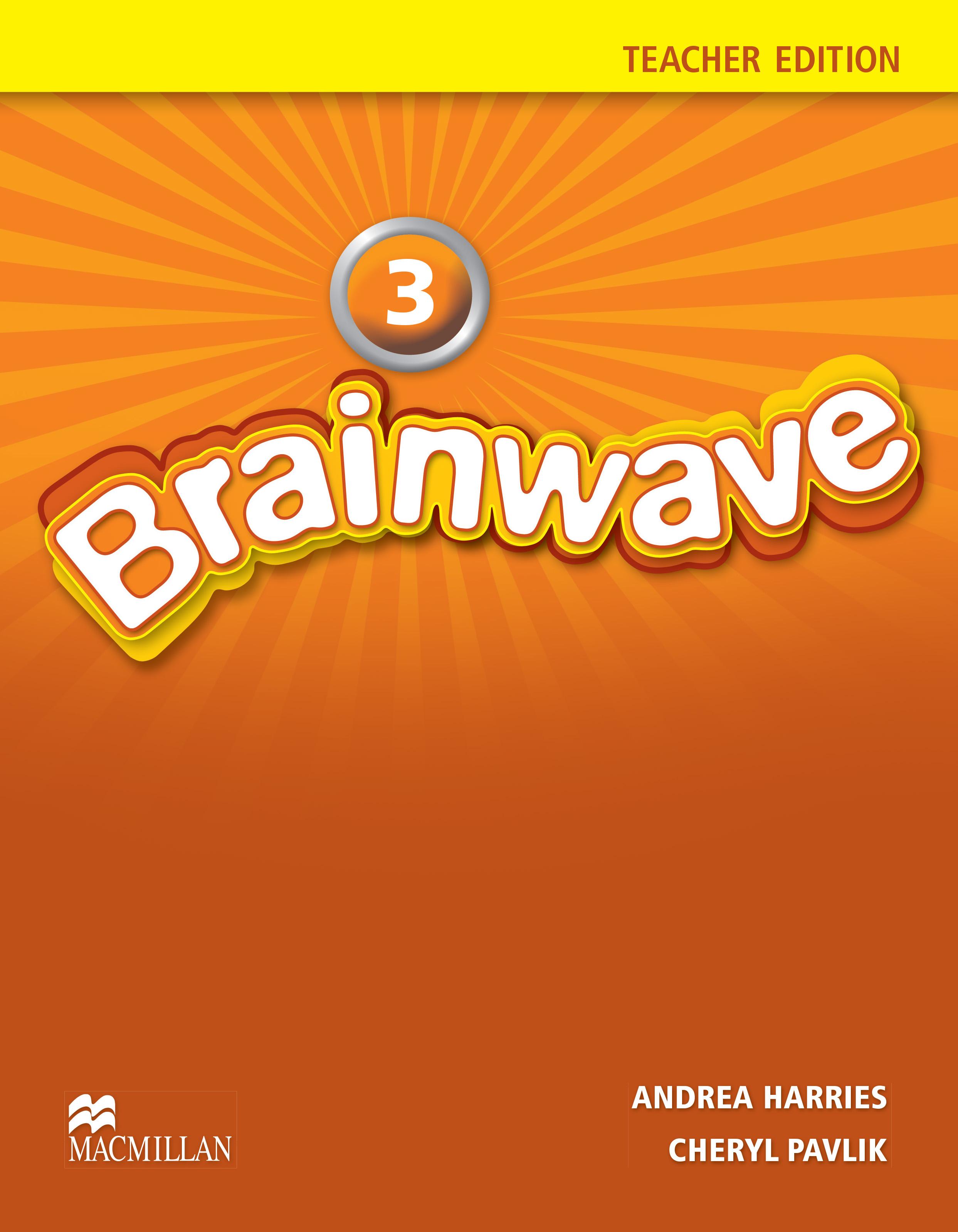Brainwave 3 Teacher Edition Pack