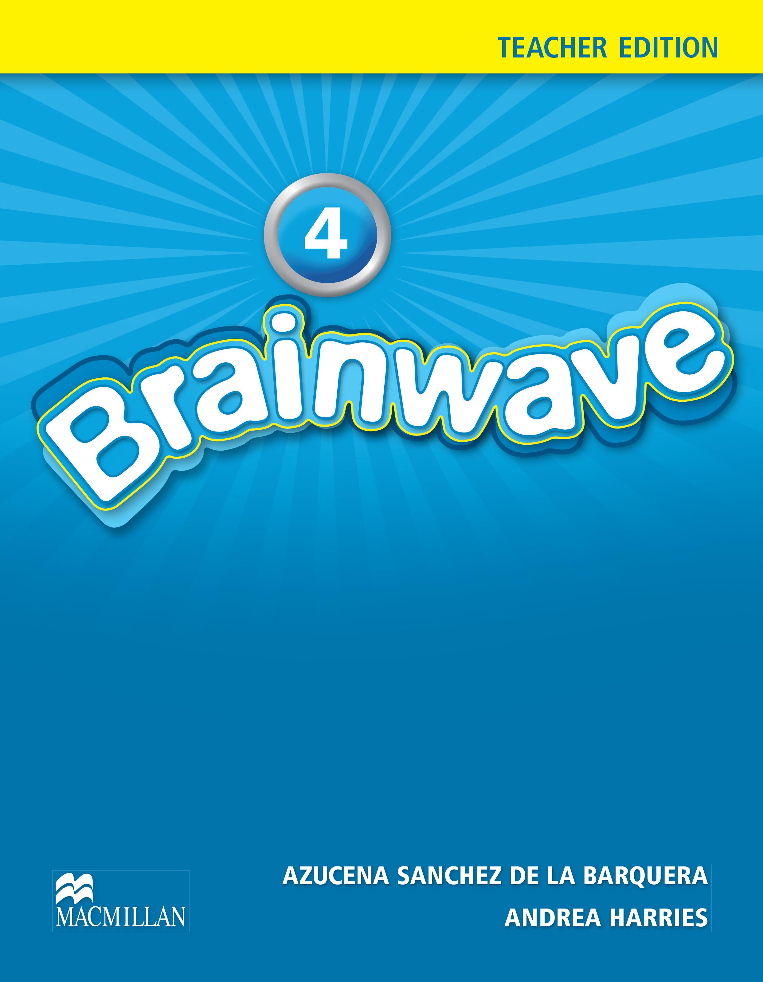 Brainwave 4 Teacher Edition Pack