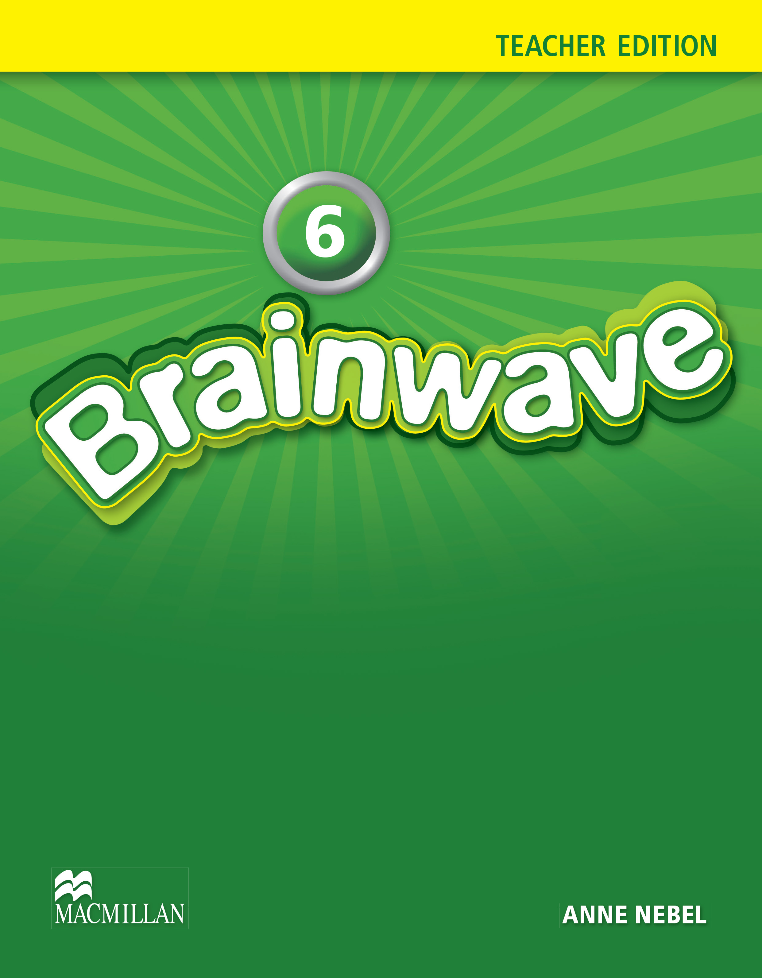 Brainwave 6 Teacher Edition Pack