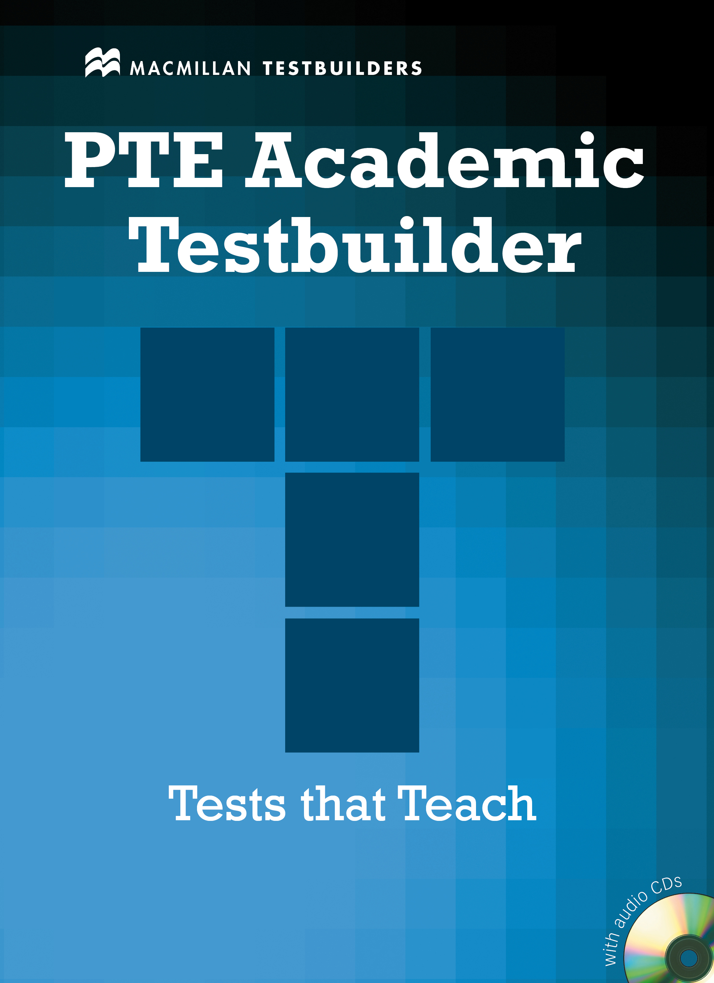 PTE Testbuilder Academic Testbuilder + Audio CD Pack