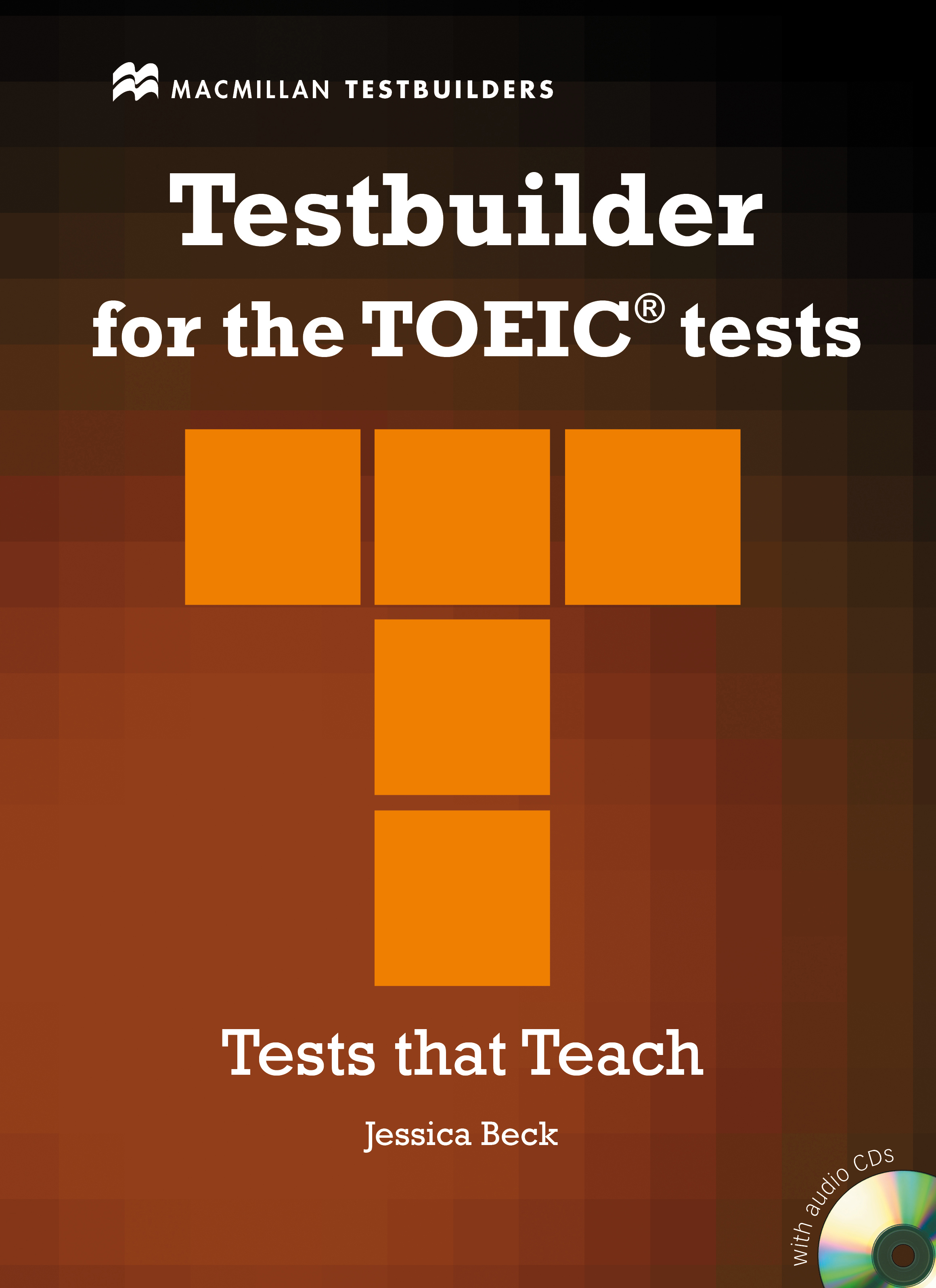 Testbuilder for the TOEIC tests + Audio CD Pack