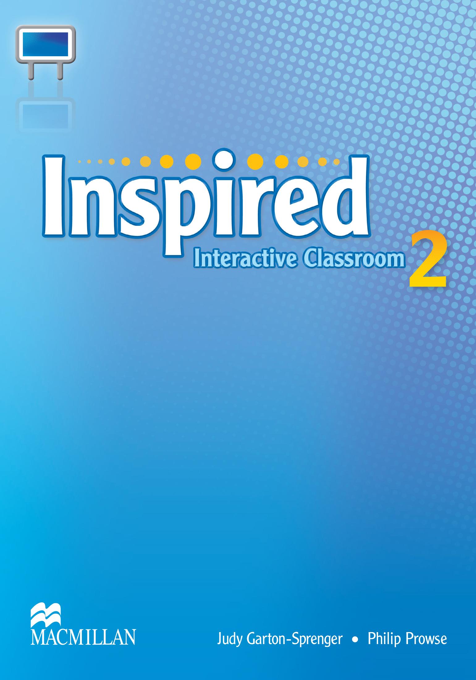 Inspired 2 Interactive Classroom