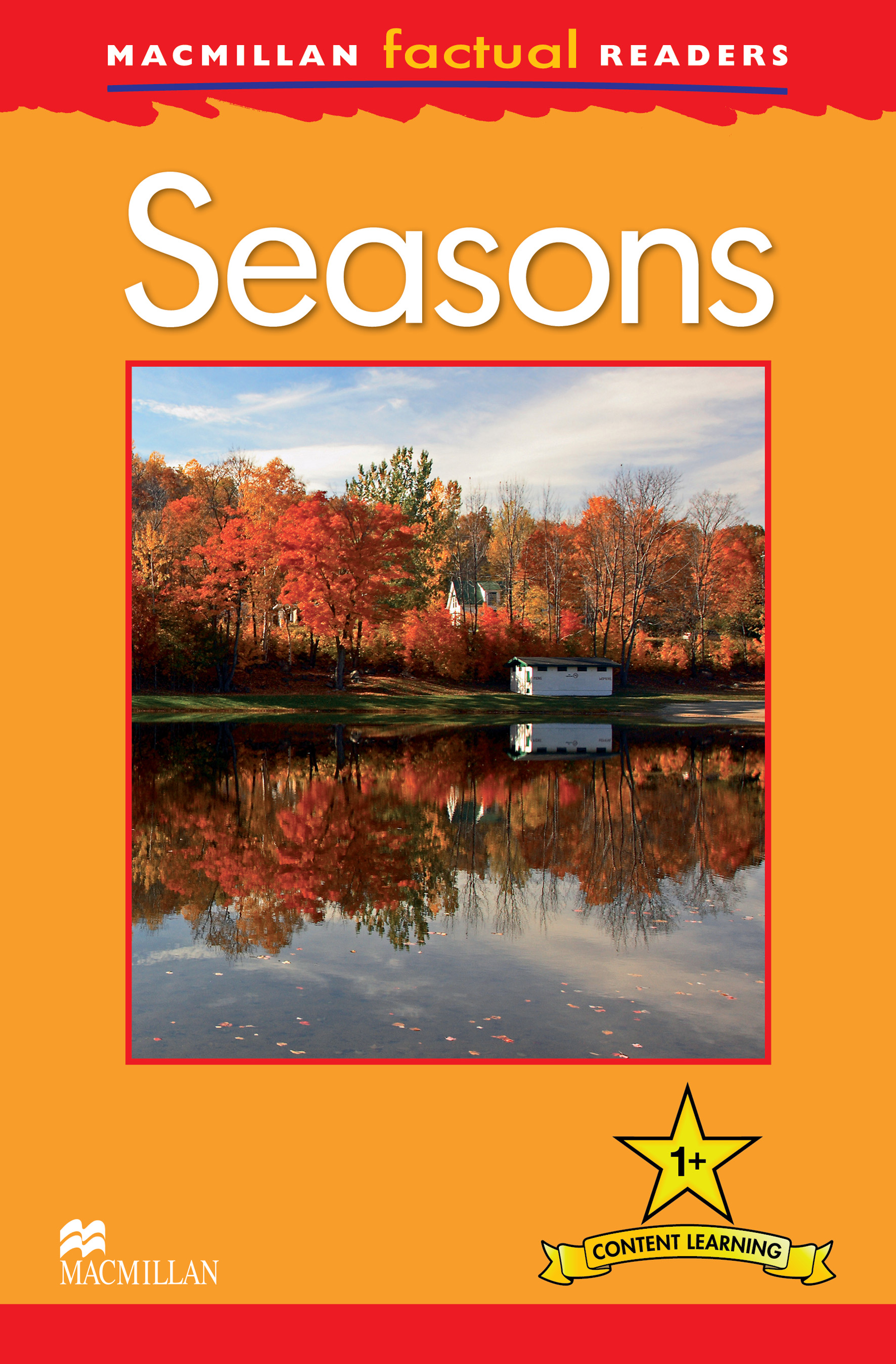 Macmillan Factual Readers: Seasons