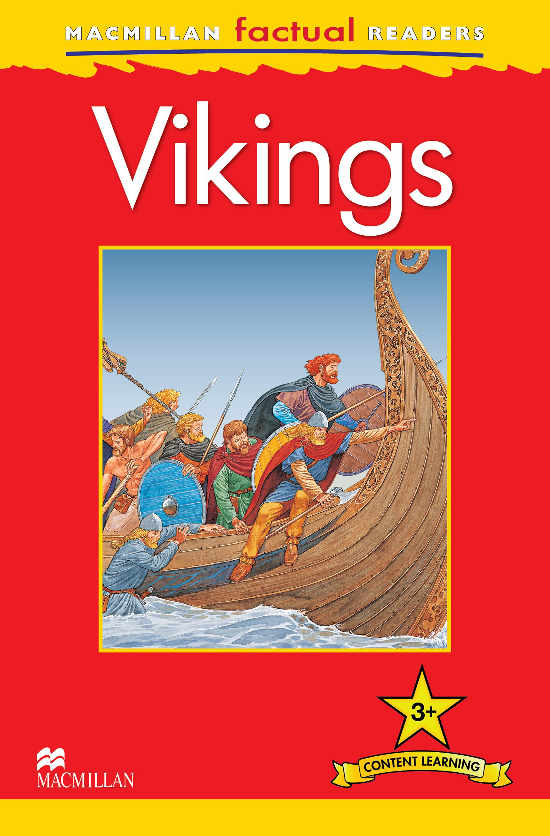 Macmillan Factual Readers: Vikings
