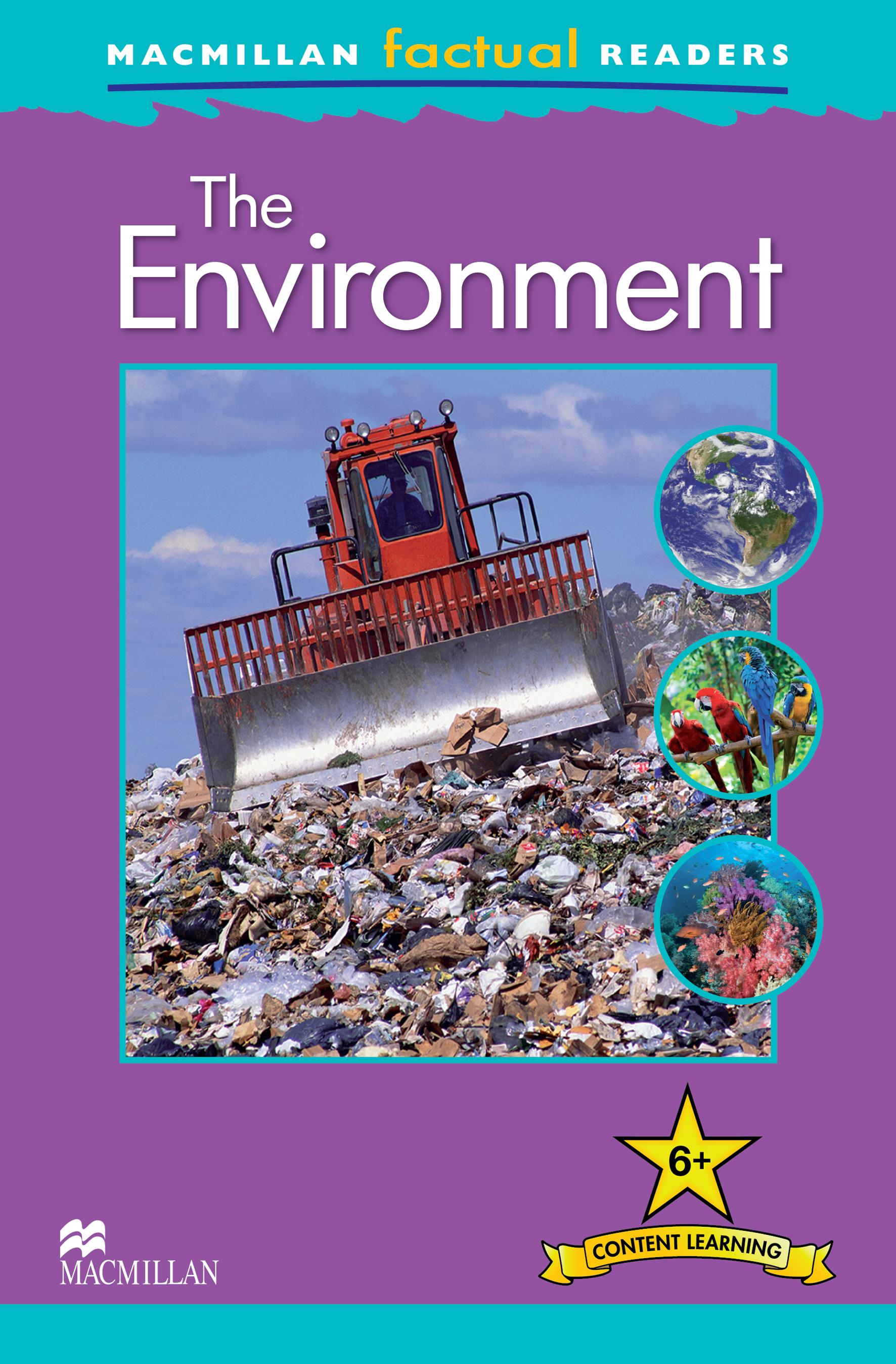 Macmillan Factual Readers: Environment