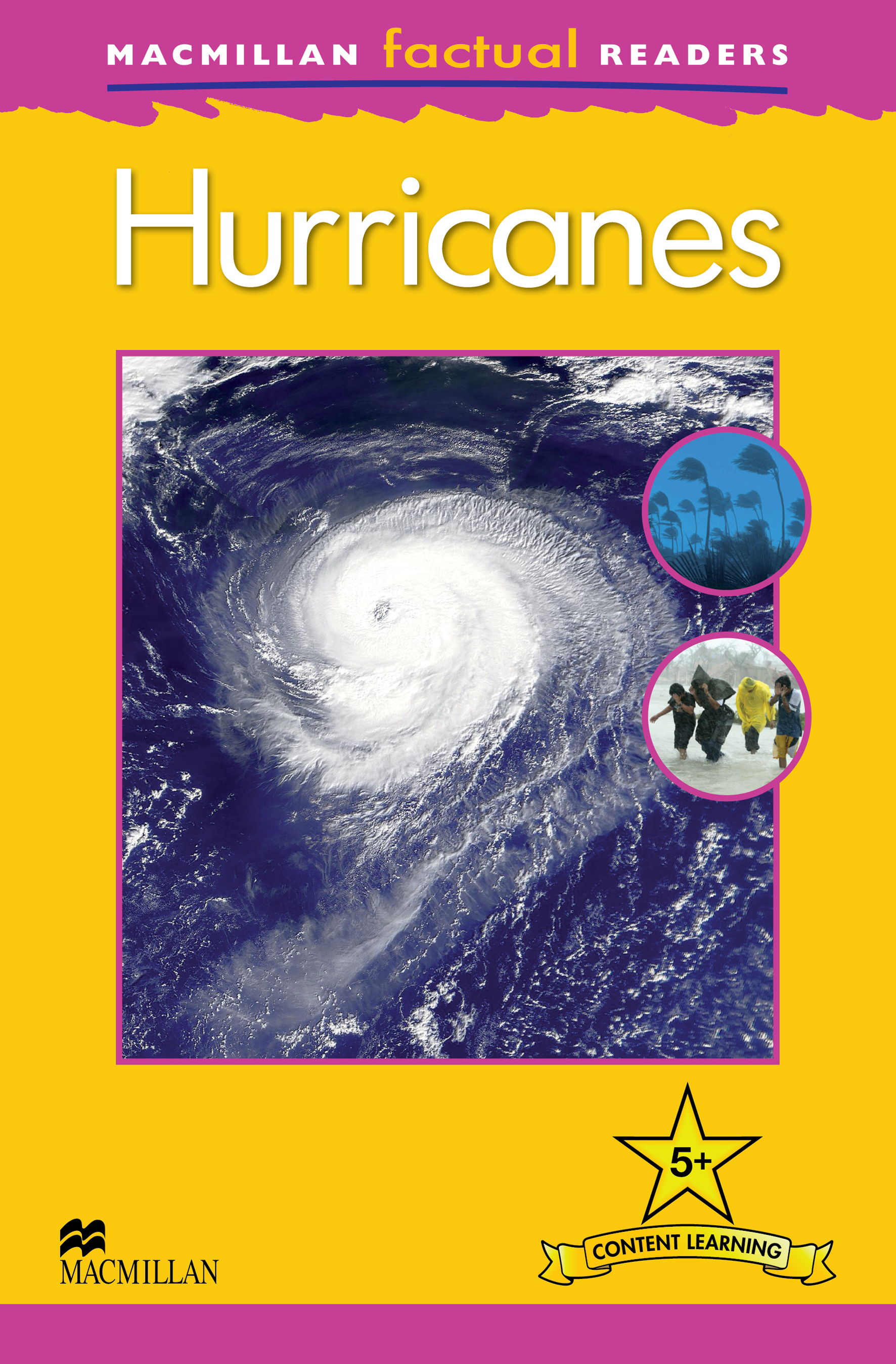 Macmillan Factual Readers: Hurricanes