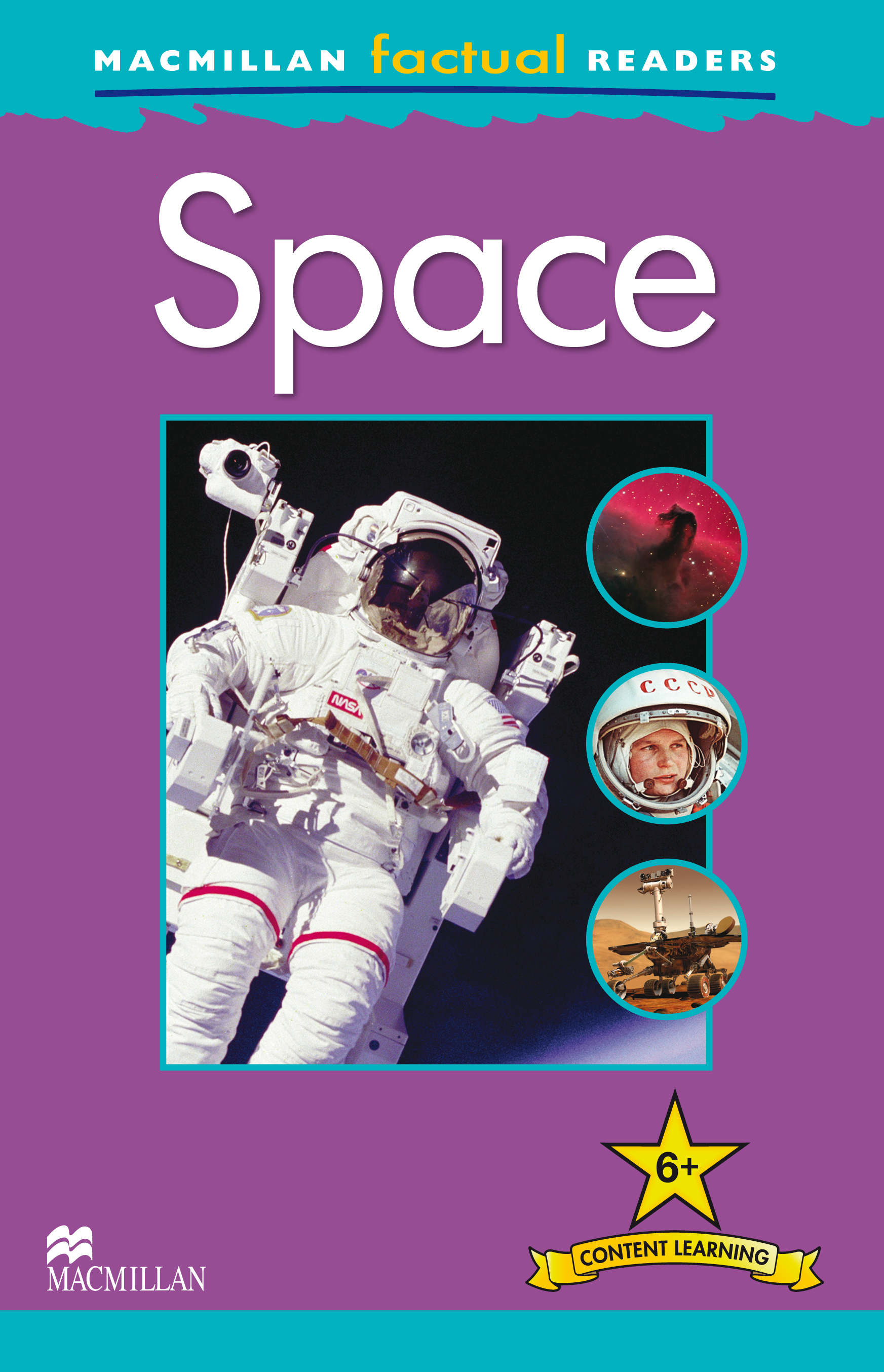 Macmillan Factual Readers: Space