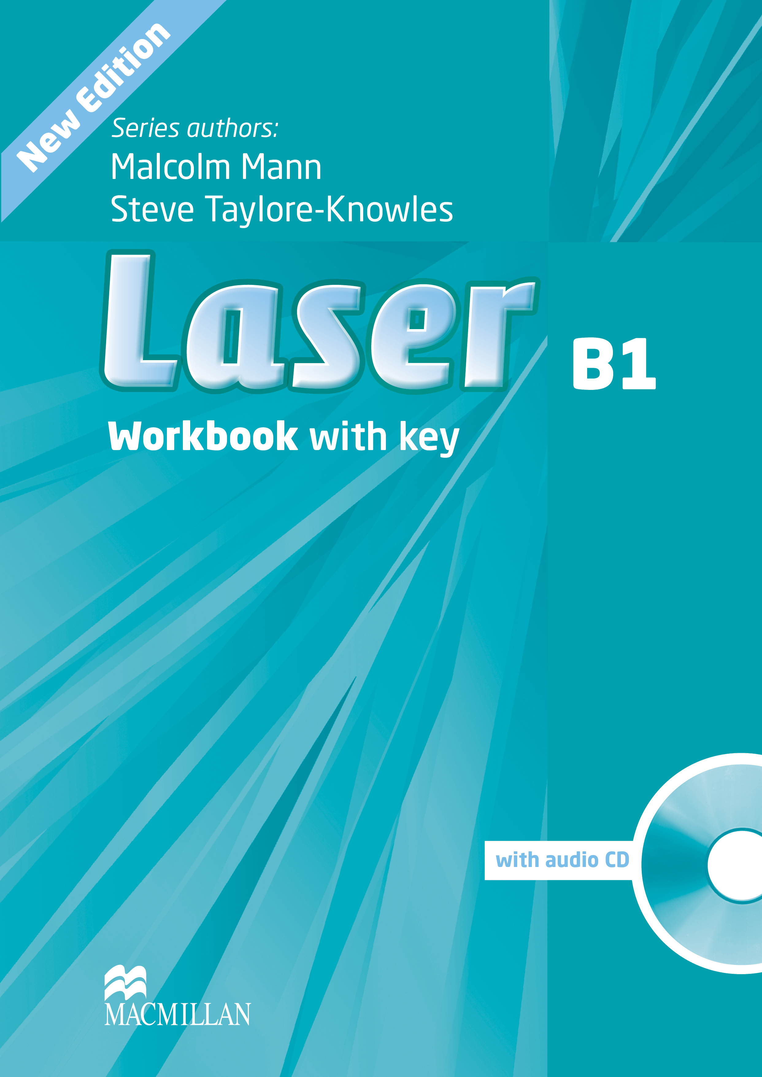 Laser B1 Third Edition Workbook with Key and CD Pack