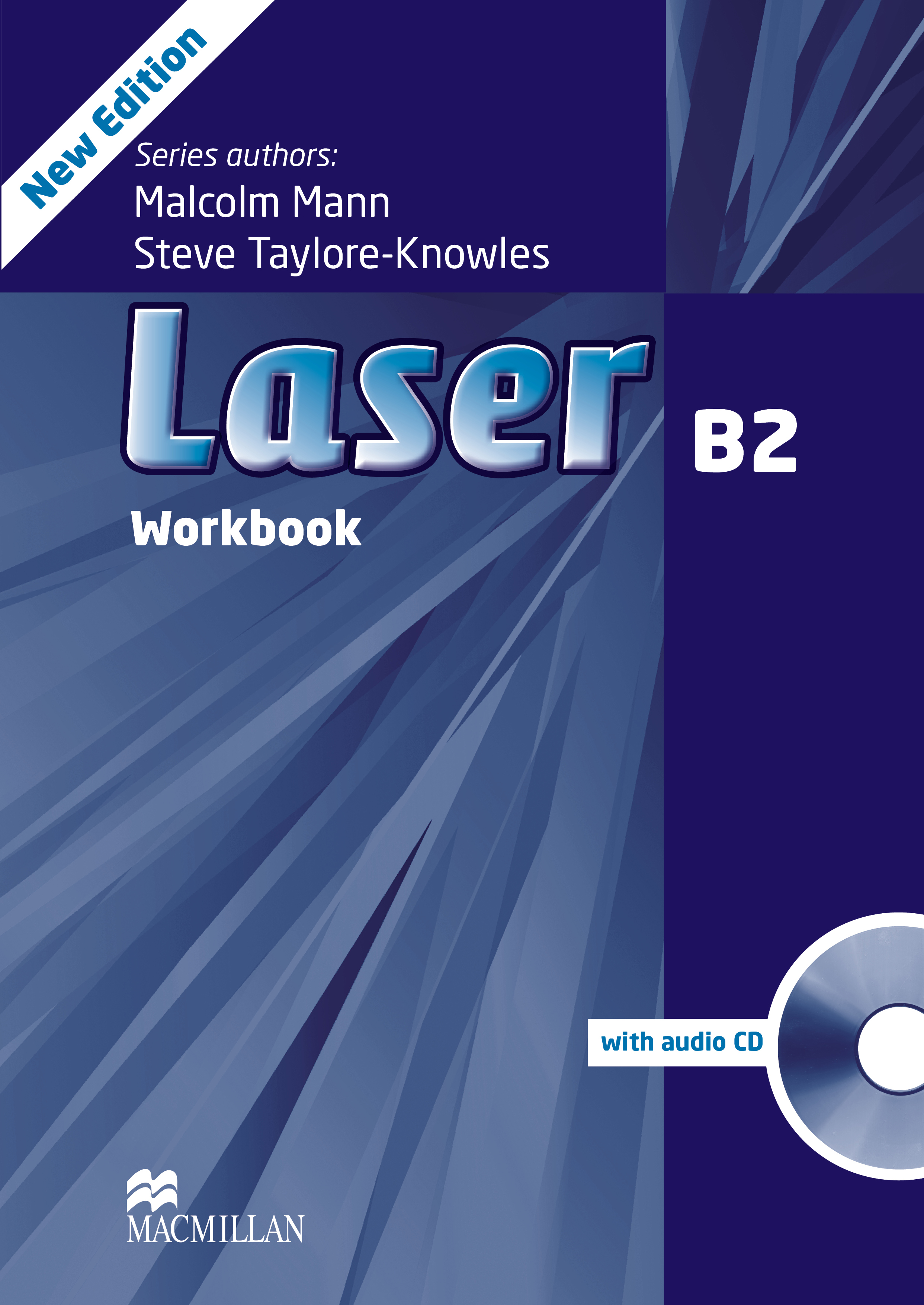Laser B2 Third Edition Workbook without Key and CD Pack