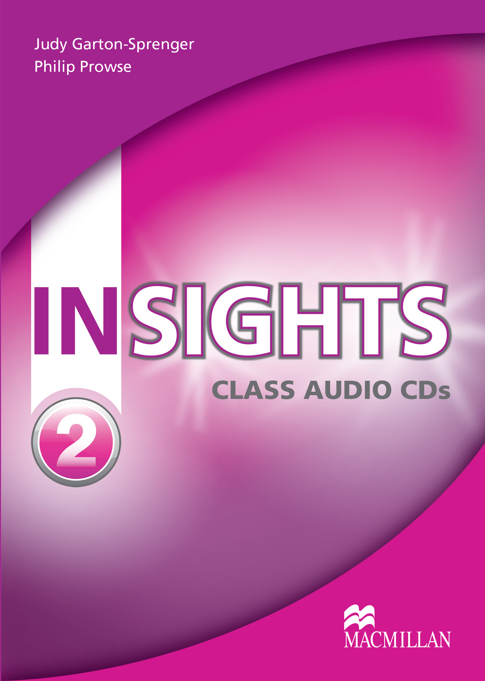 Insights 2 Class Audio CD